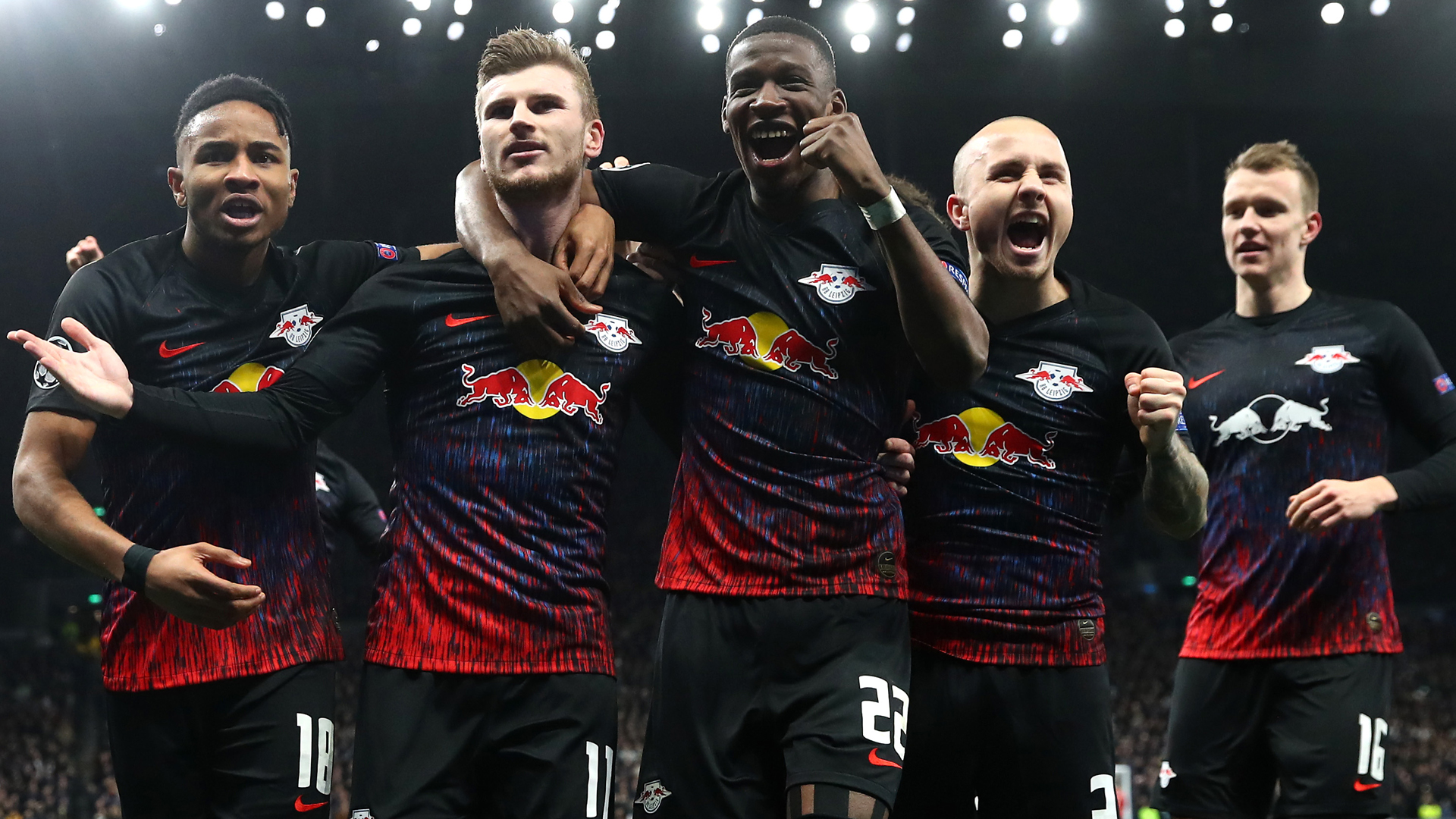 Nagelsmann explains RB Leipzig shirt mix-up