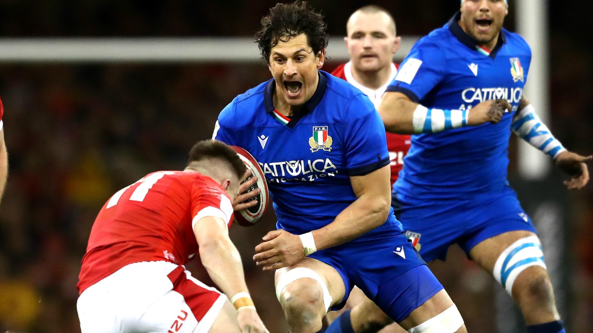 Italy welcome back veteran Zanni for Scotland showdown