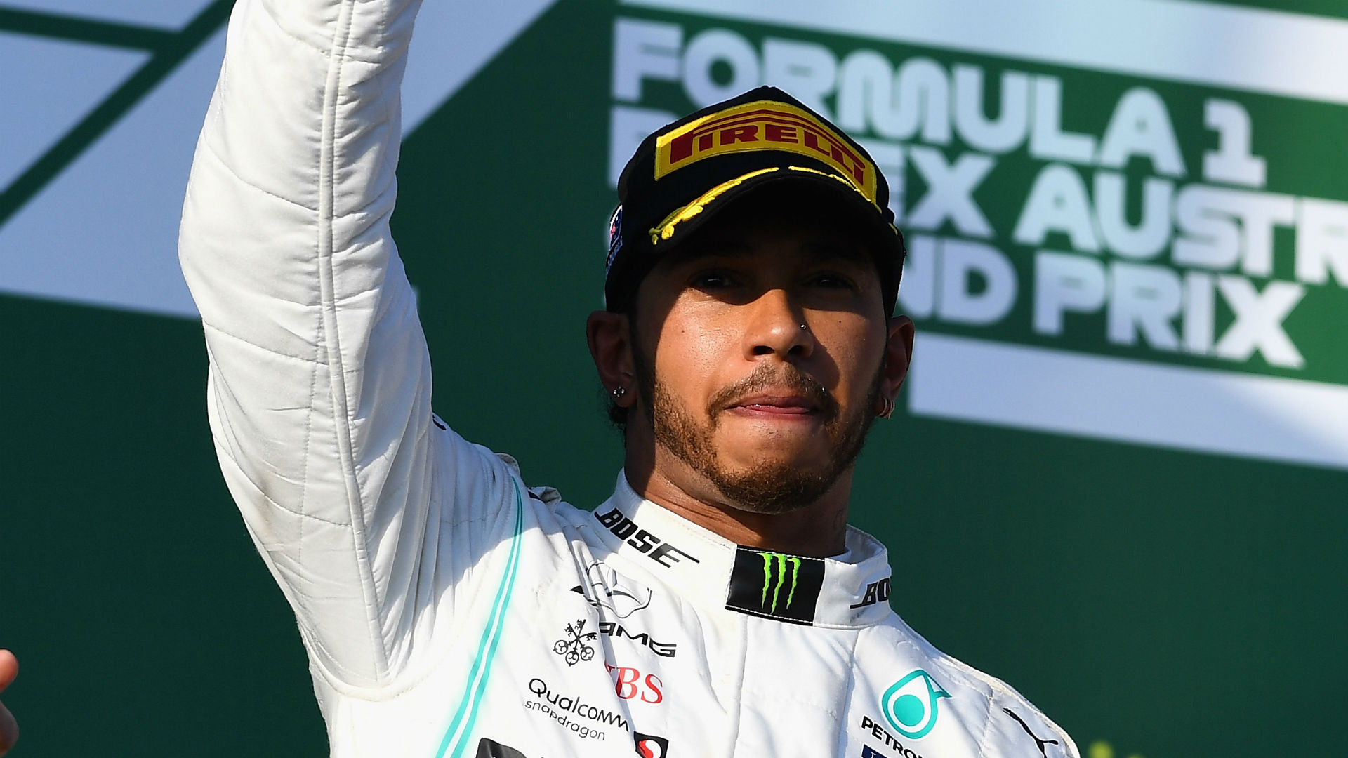 Hamilton yet to open contract talks with Mercedes