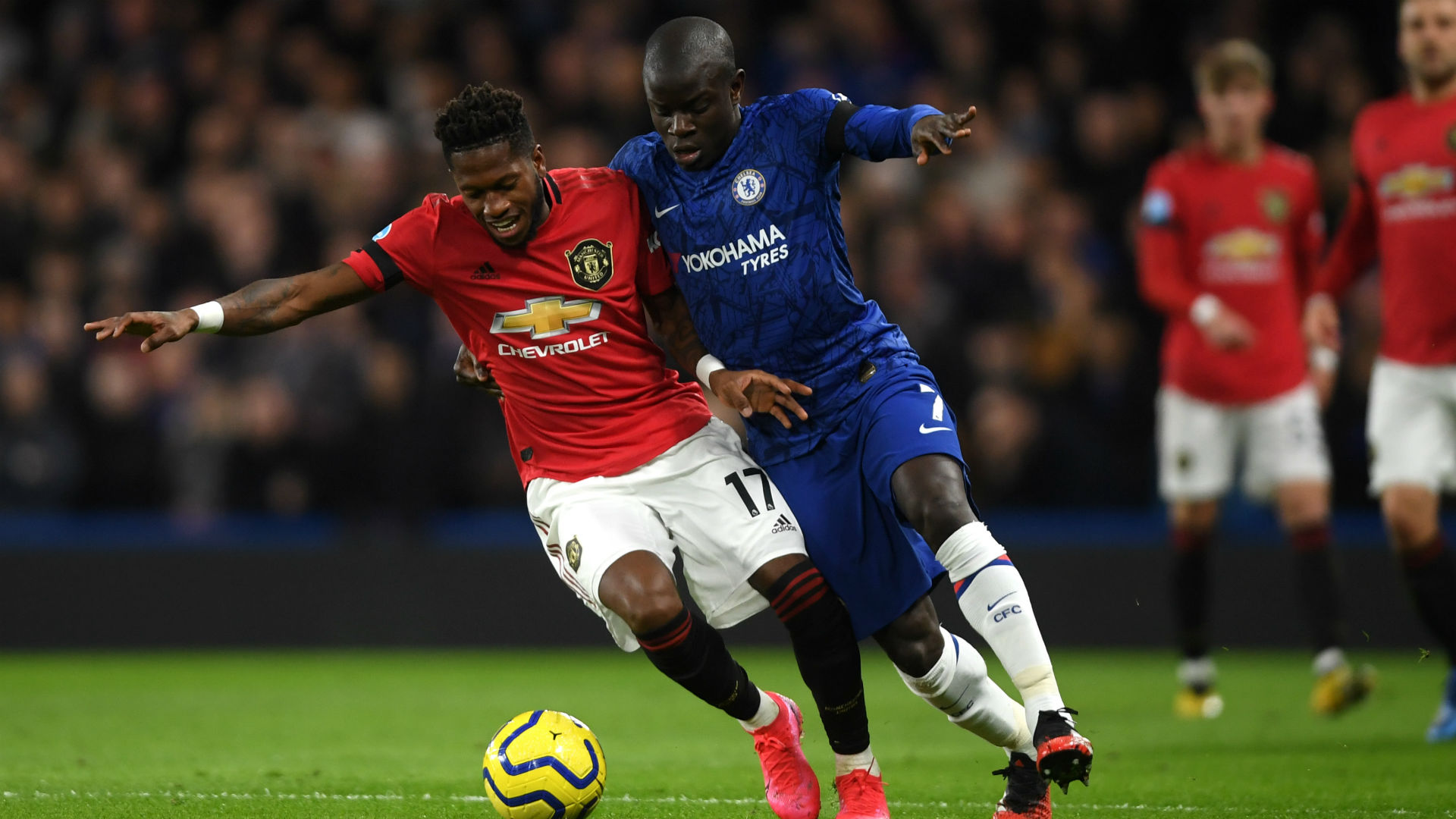 Kante out as Lampard plots Mourinho's downfall