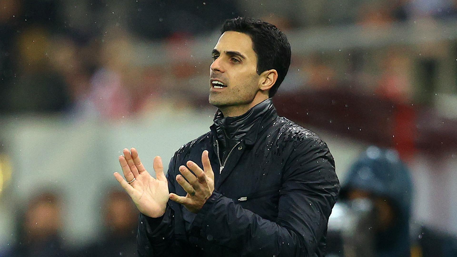 Arteta credits Arsenal heart as injured trio continue against Olympiacos