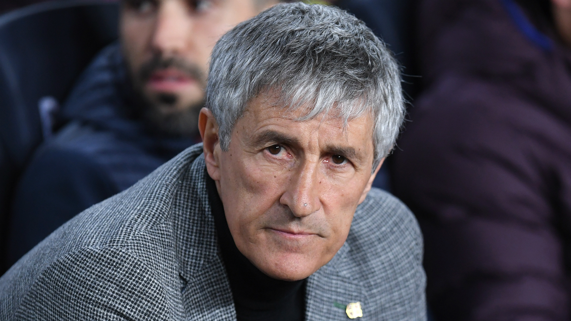 Setien says Barcelona are not distracted by off-field issues