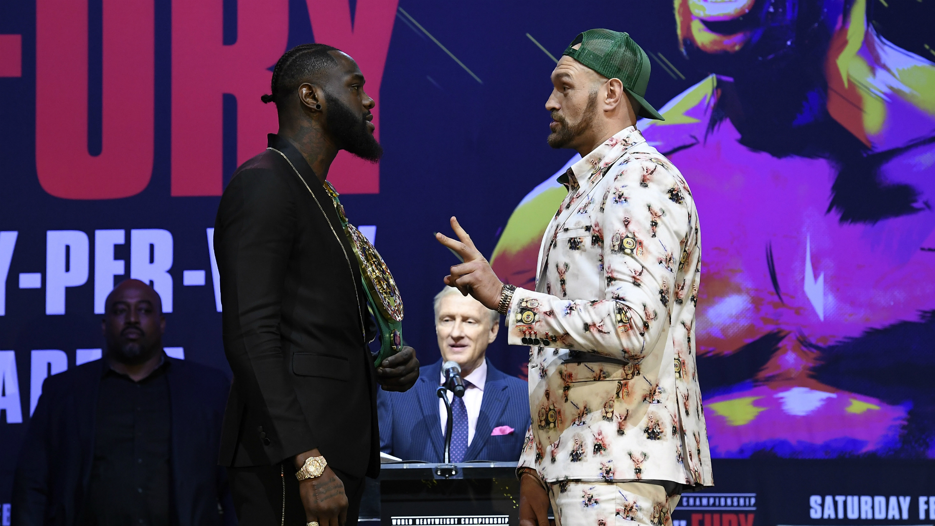 Wilder v Fury II: Joshua, Tyson, Foreman and other experts predict the fight
