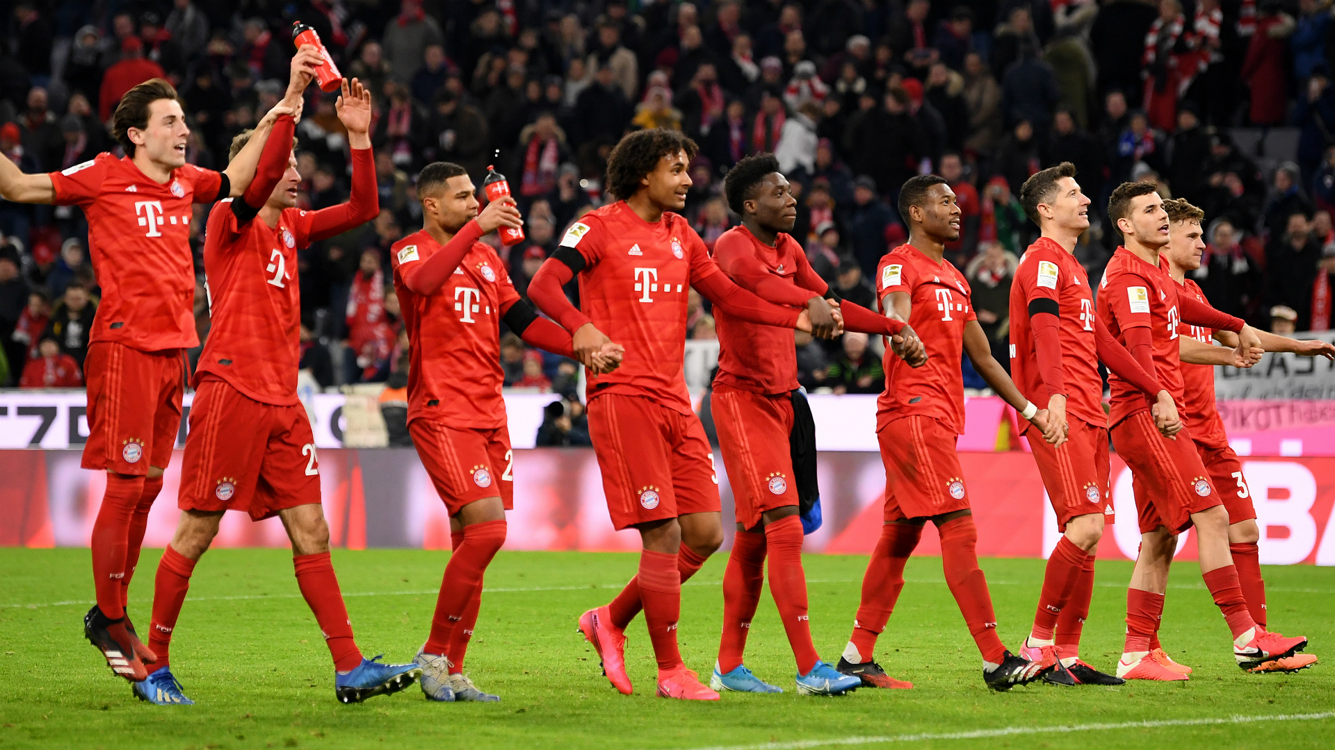 Neuer 'relieved' after Flick's Bayern overcome lowly Paderborn