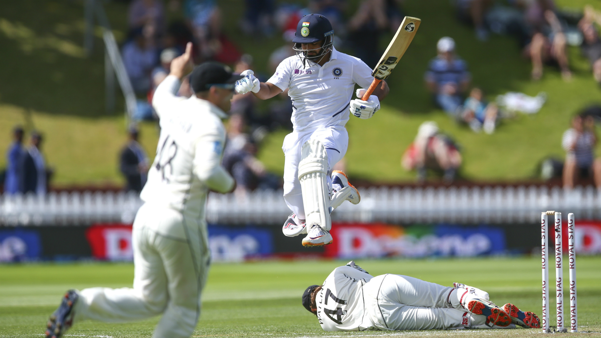 Southee says Pant run out crucial for Black Caps against India