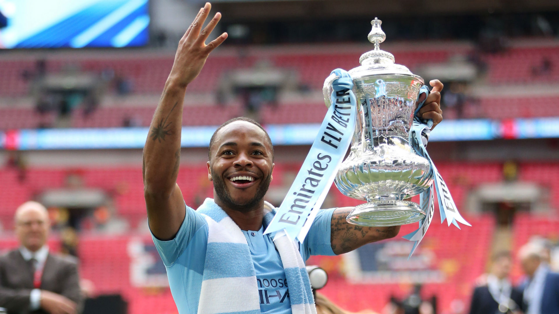 Sterling: Lack of awards shows a disrespect to Man City