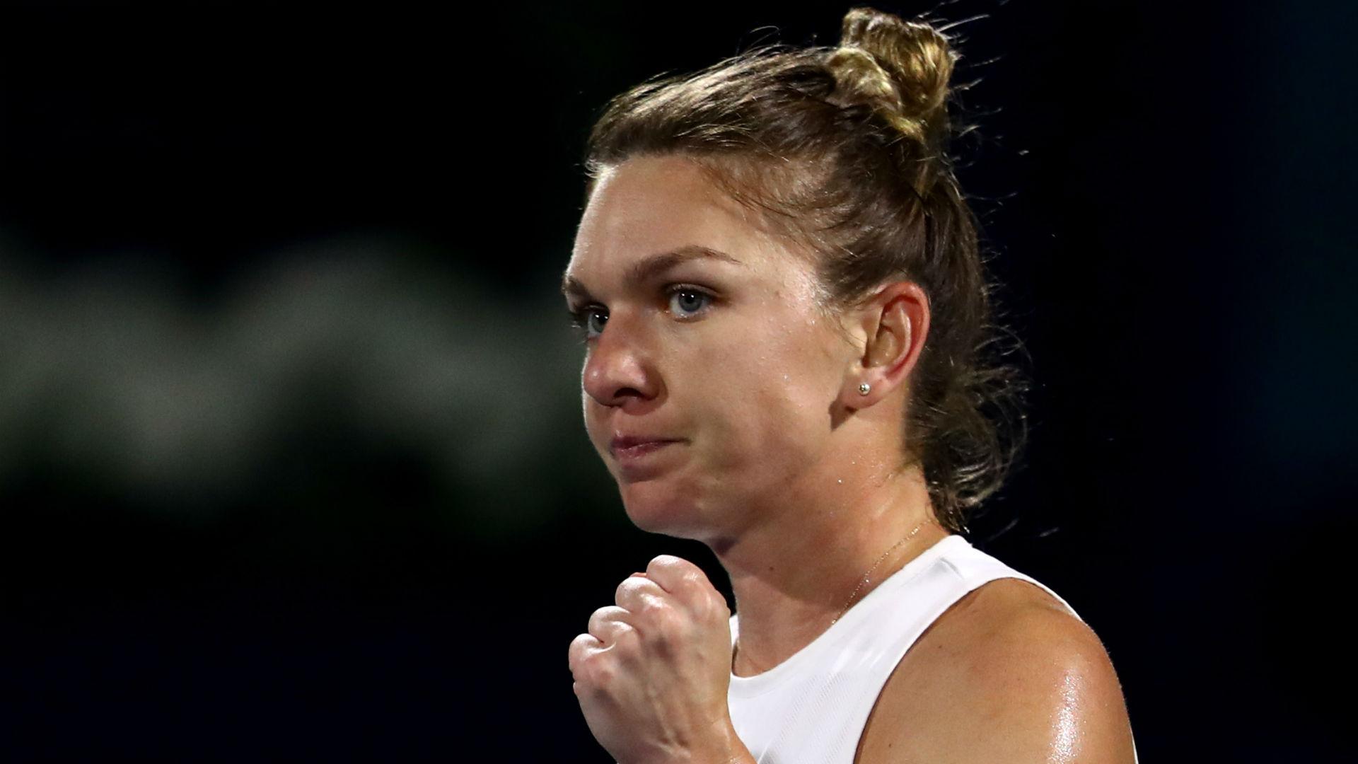 Halep outlasts Rybakina to clinch second Dubai title