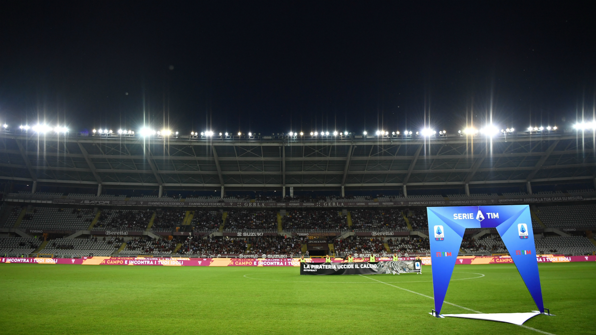 Torino-Parma the latest Serie A game called off due to coronavirus fears