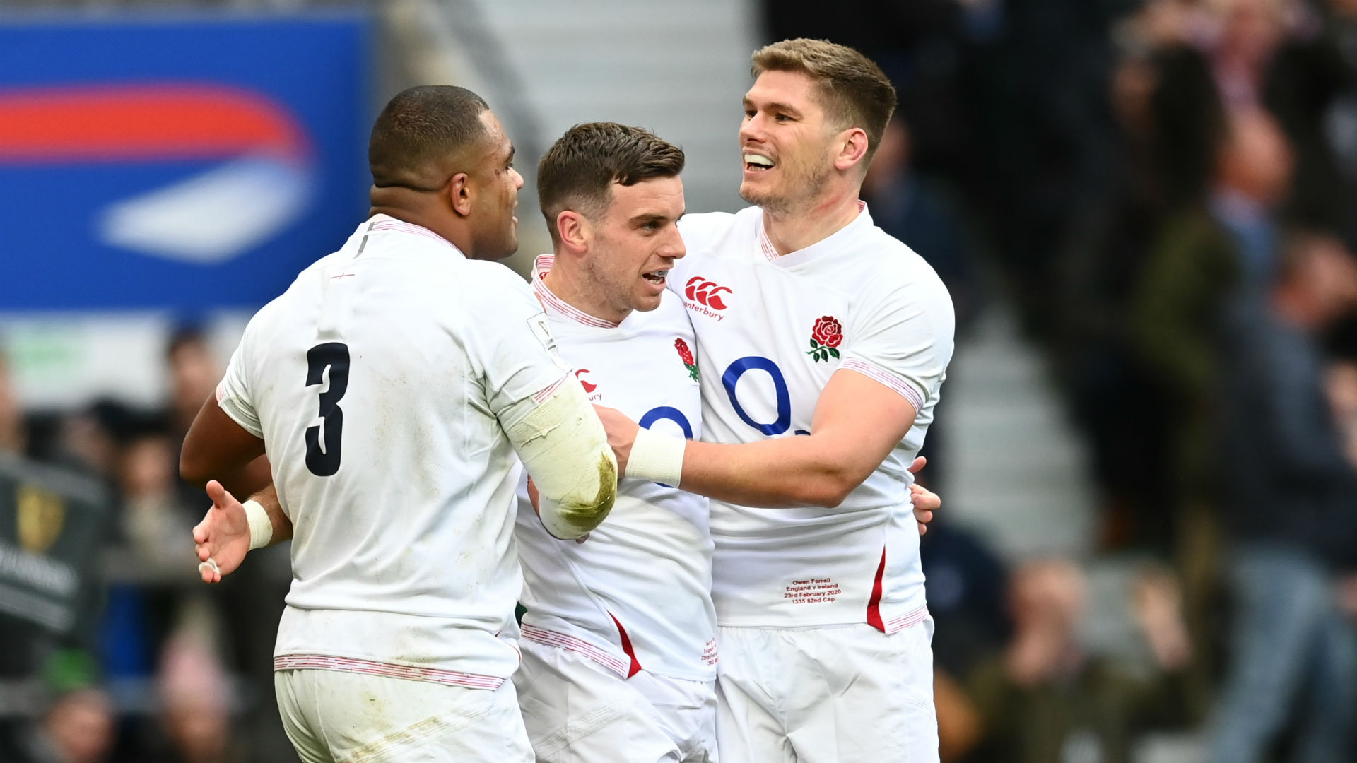 Six Nations 2020: England 24-12 Ireland