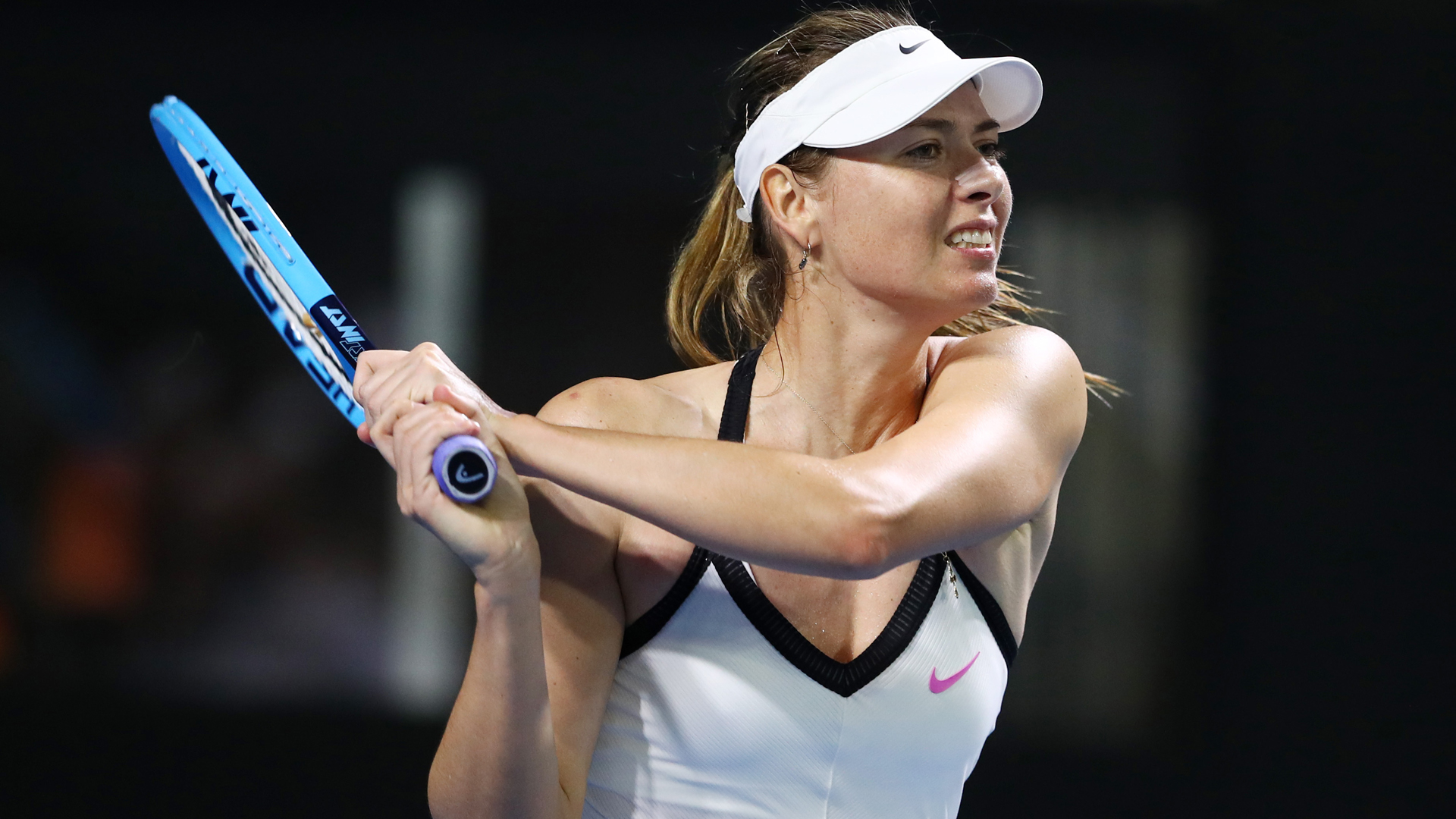 Maria Sharapova retires from tennis