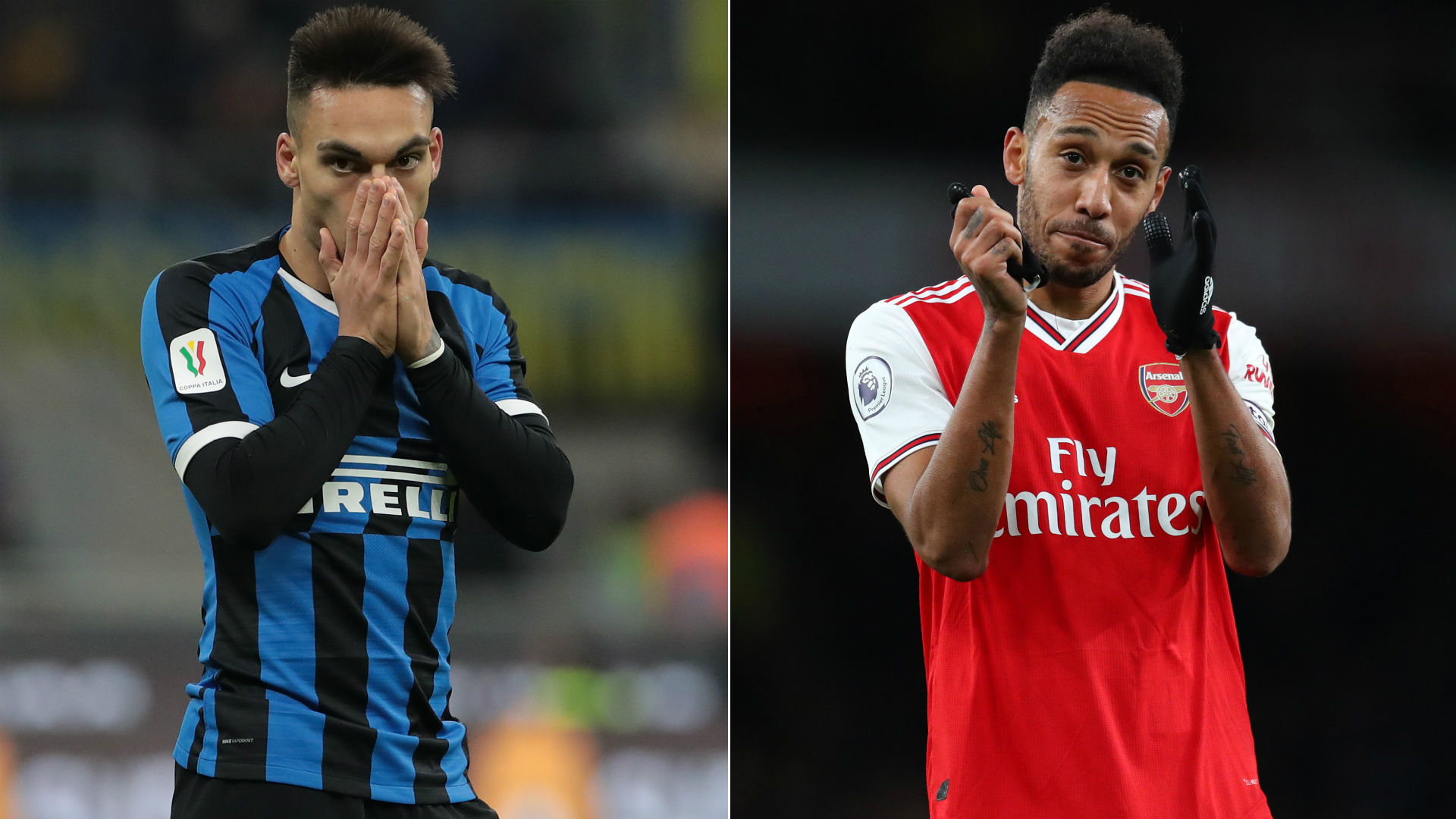 Rumour Has It: Inter eye Arsenal's Aubameyang as replacement for Barca target Martinez, Chelsea want Oblak
