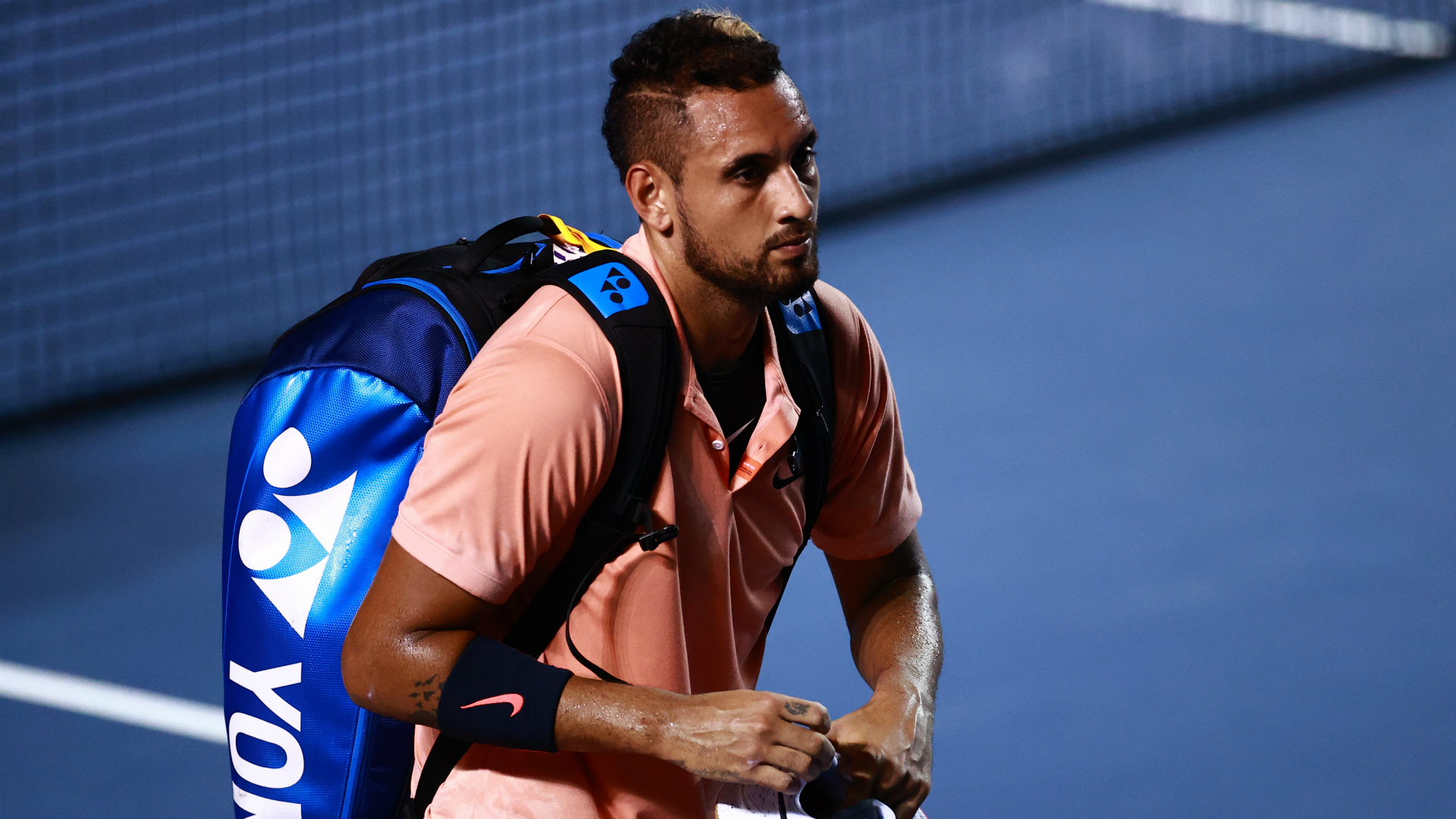 Kyrgios lashes out after Acapulco boos