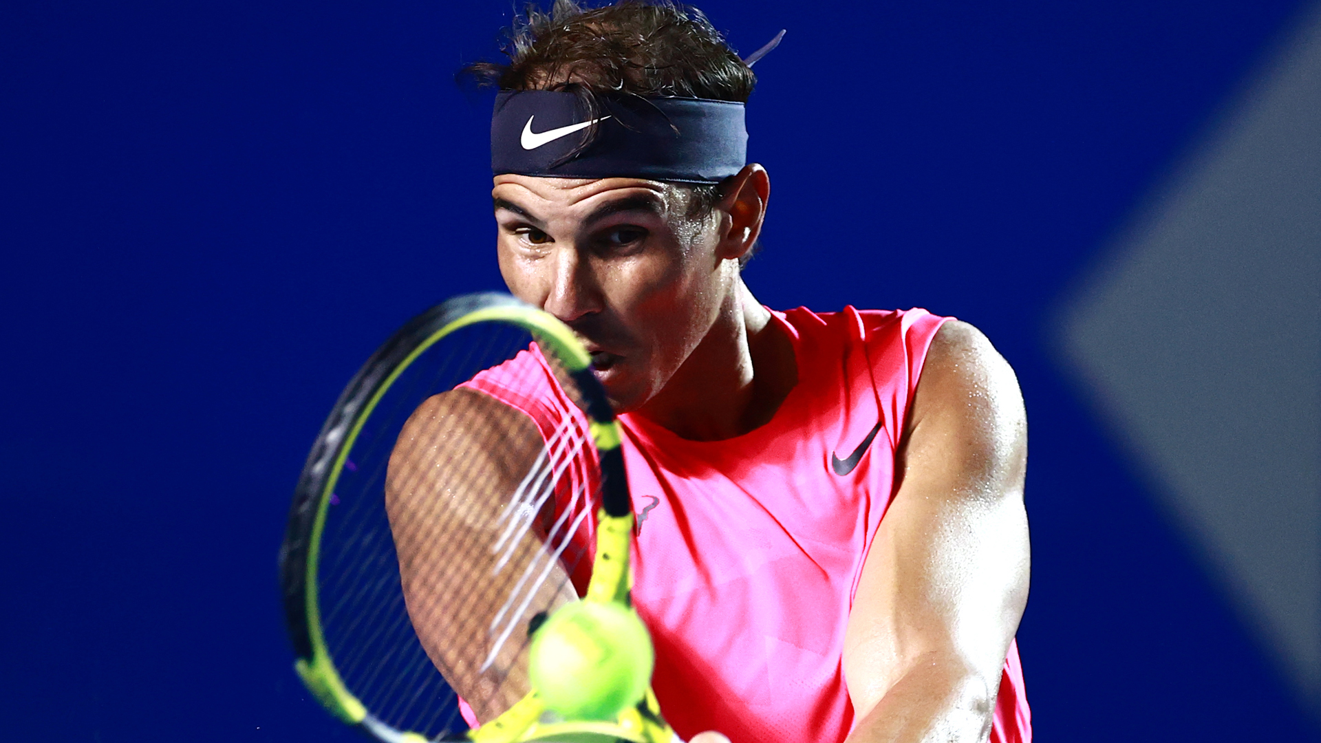 Nadal and Zverev through in Acapulco, Kyrgios booed as title defence ends