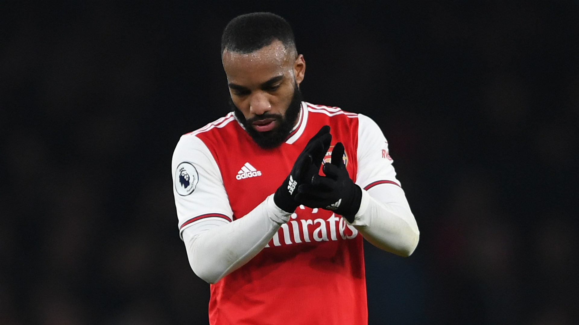 Lacazette won't push for exit if Arsenal fail to qualify for Champions League