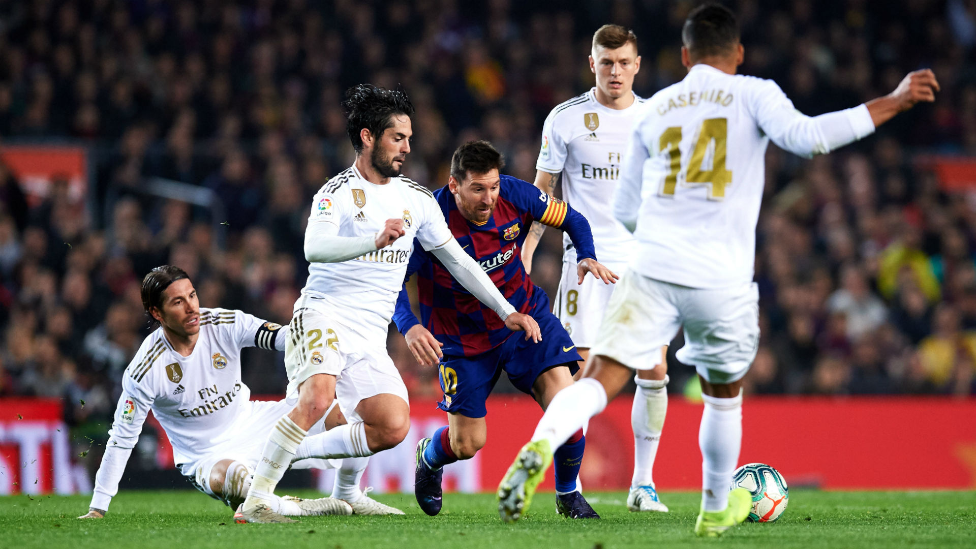 Anything can happen in El Clasico – former Real Madrid captain Hierro