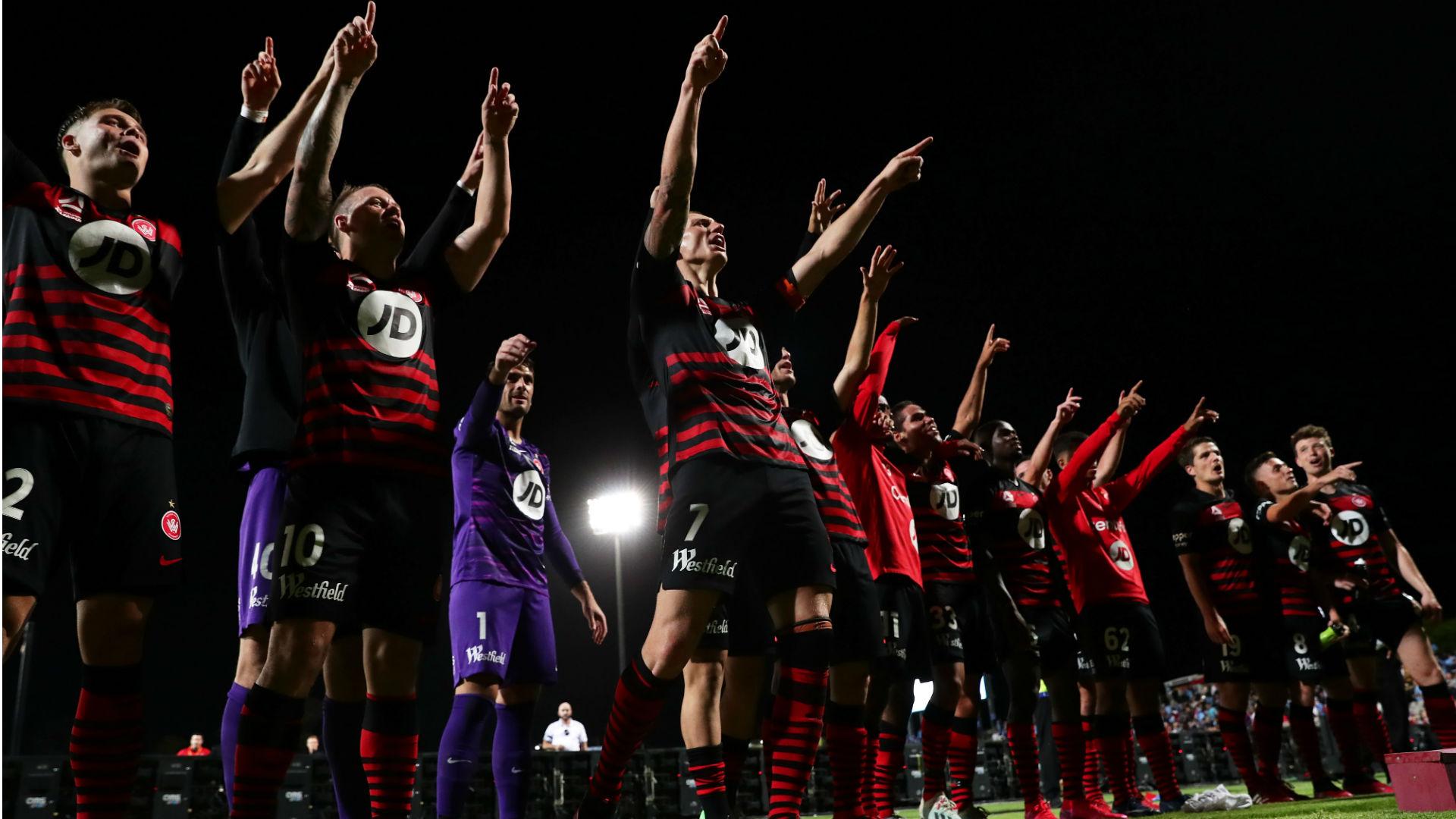 Sydney FC 0-1 Western Sydney Wanderers: Duke ends leaders' unbeaten run
