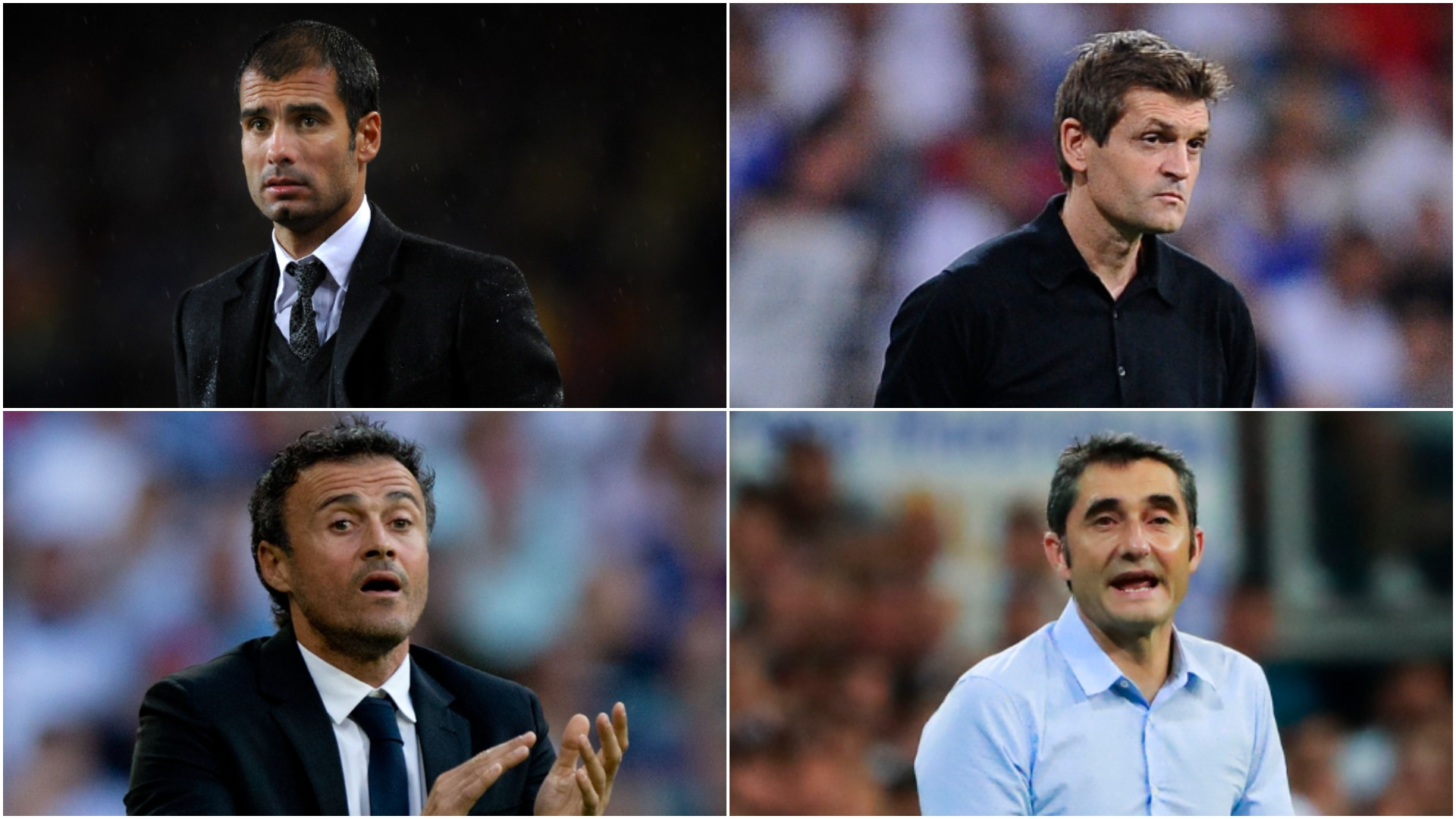 El Clasico: How last five Barca bosses fared in their first Madrid clash