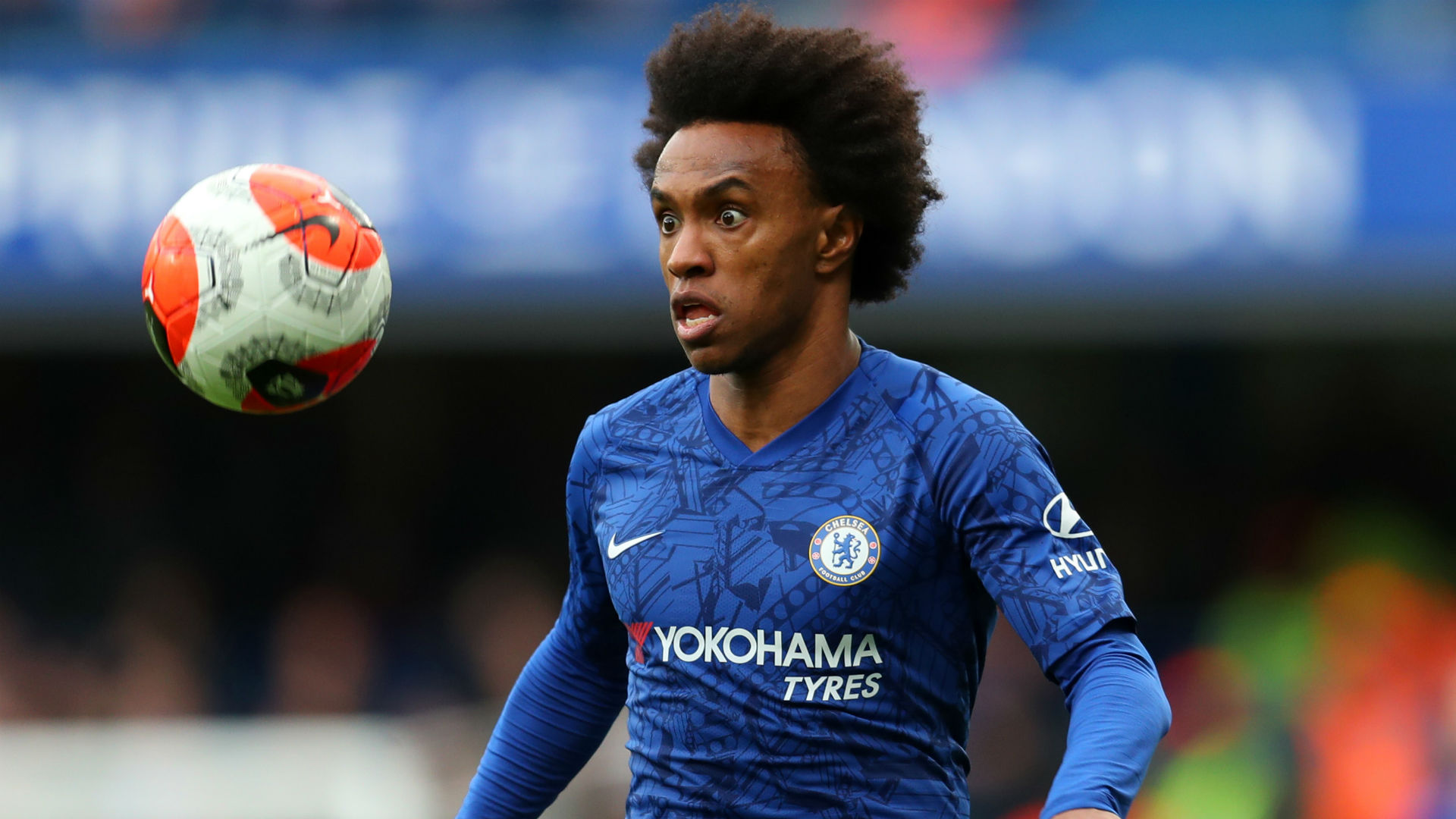 It's not over – Lampard still hopes to keep Willian at Chelsea