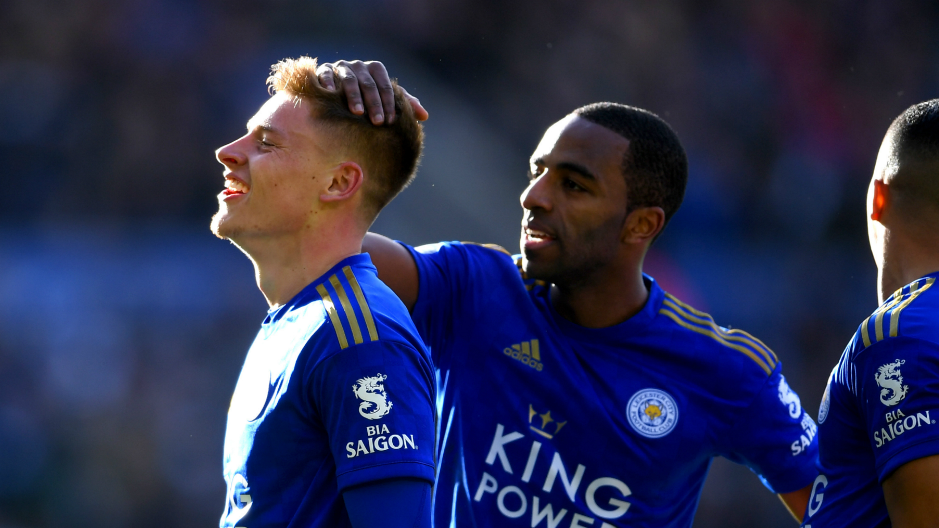 Premier League Data Diary: Chelsea and Leicester share four on bumper weekend of goals