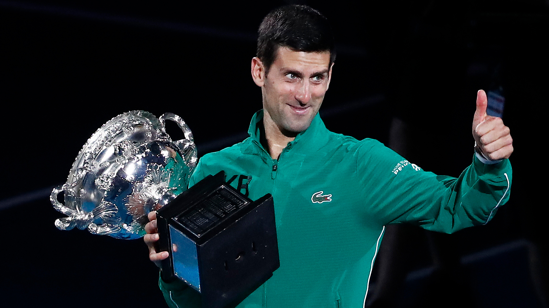 Australian Open 2020: Djokovic was 'on the brink of losing' to Thiem as he dealt with dehydration