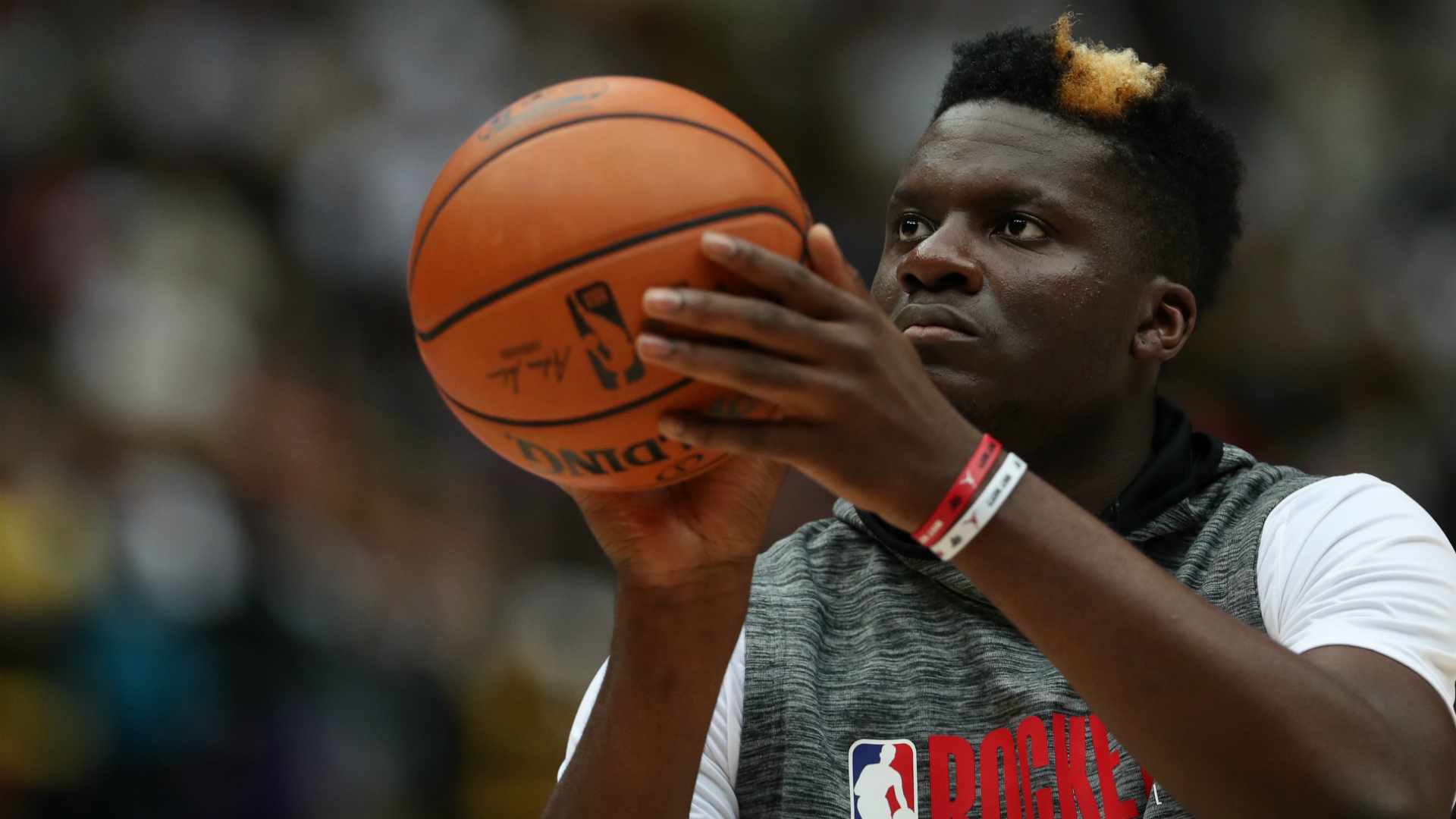 Clint Capela 'to join Atlanta Hawks' in elaborate four-team trade
