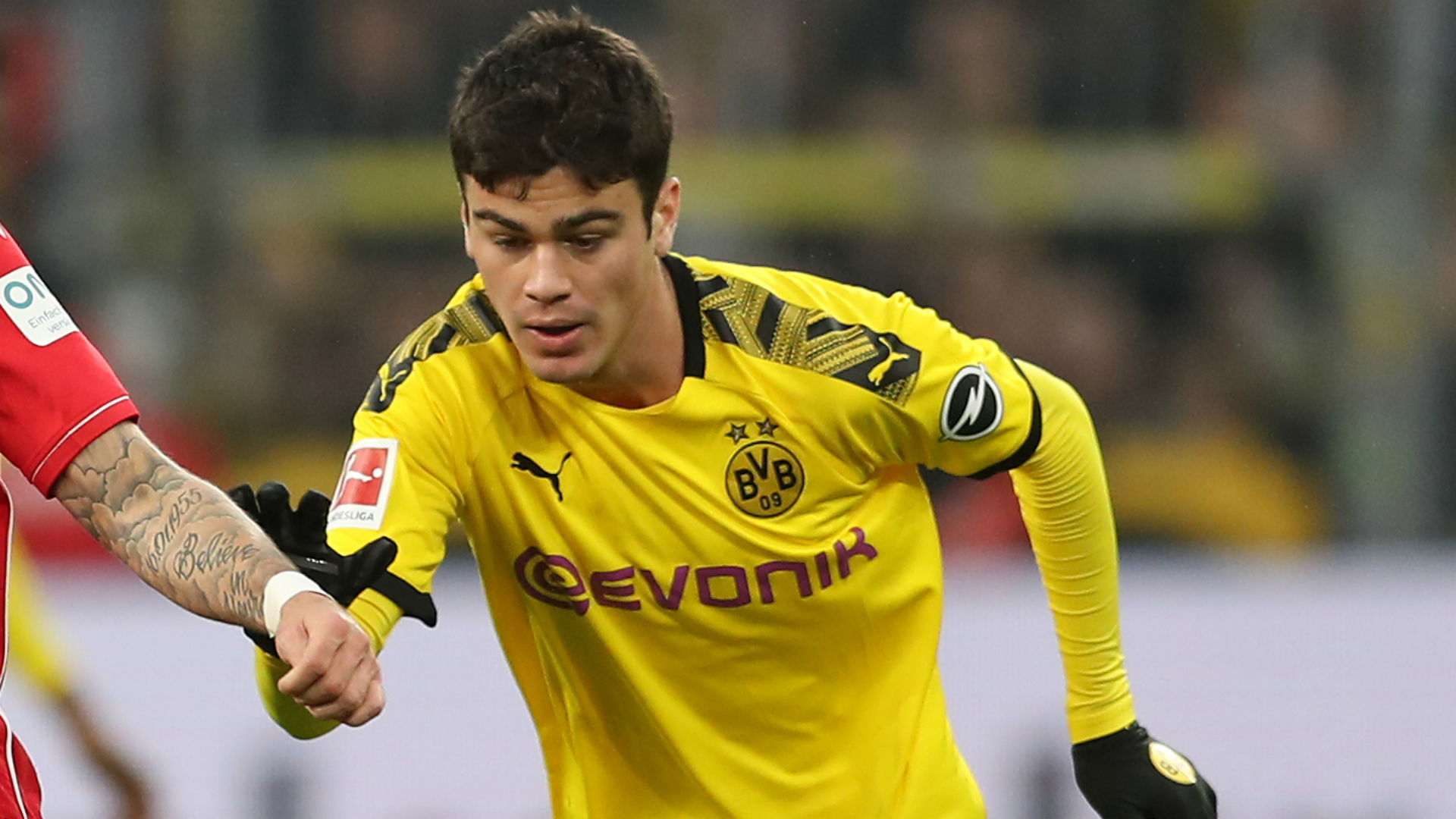 Dortmund's Gio Reyna becomes youngest scorer in DFB-Pokal history