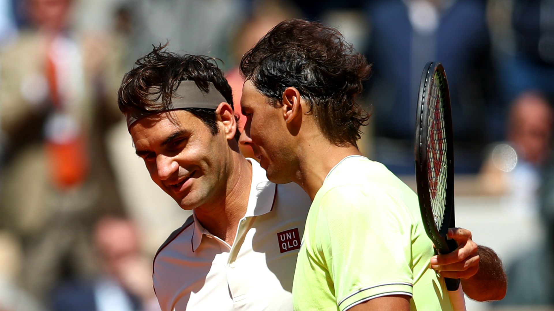 Federer: Nadal makes Cape Town exhibition truly special
