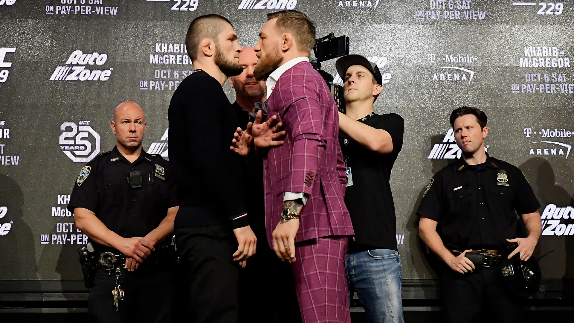 Khabib on Conor McGregor rematch rumours: $100m to beat up that idiot again? That's not rational