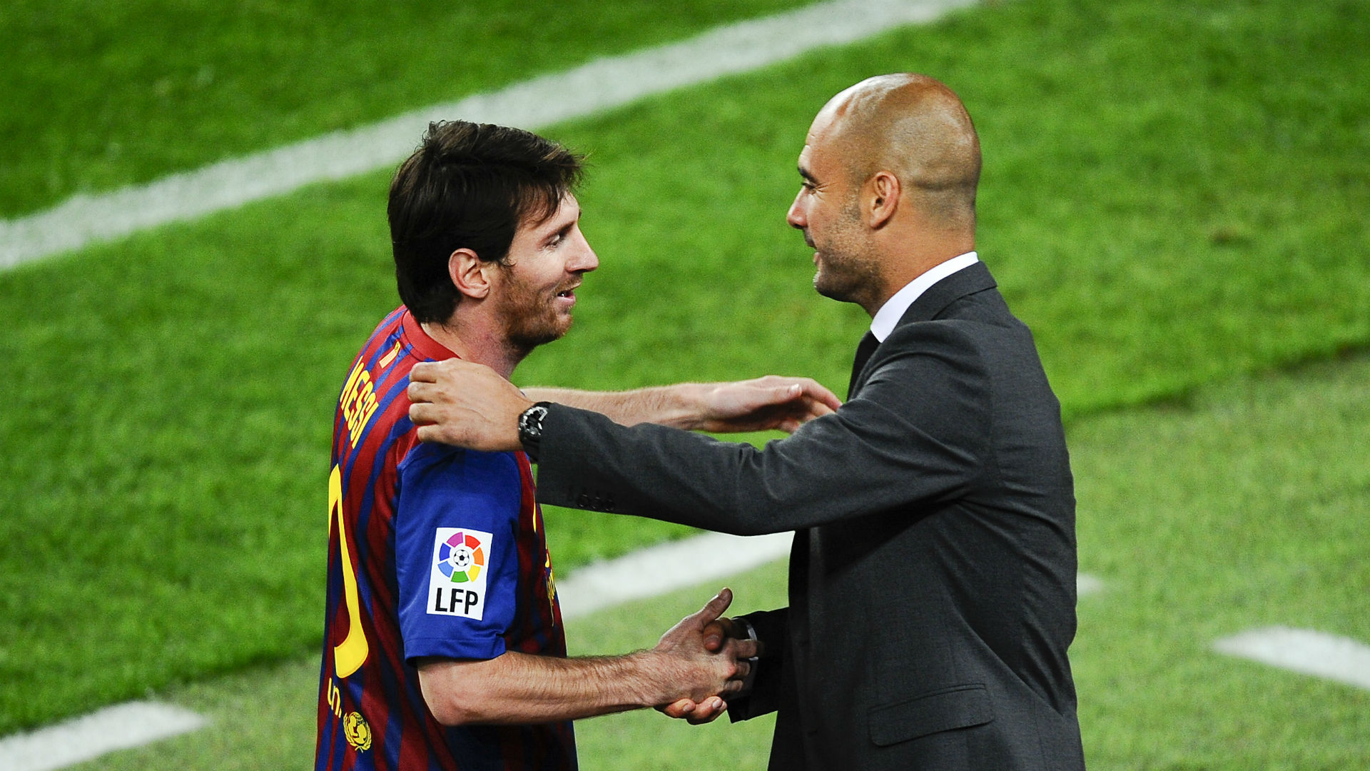 Barcelona will need time when Messi leaves, like Madrid did post-Ronaldo – Guardiola