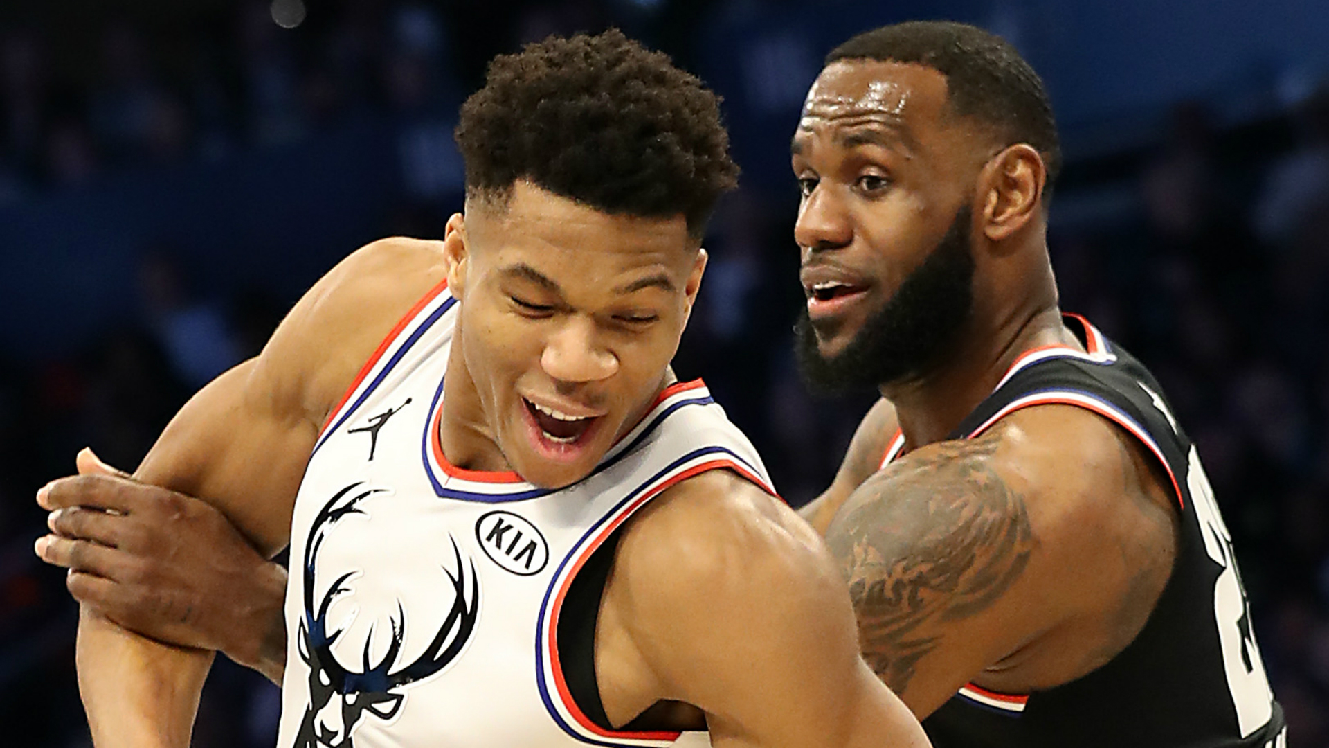 Team LeBron & Team Giannis finalise squads for NBA All-Star Game