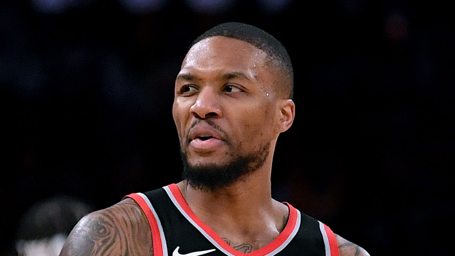 'It cost us the f****** game' - Lillard and Blazers fume over missed goaltending