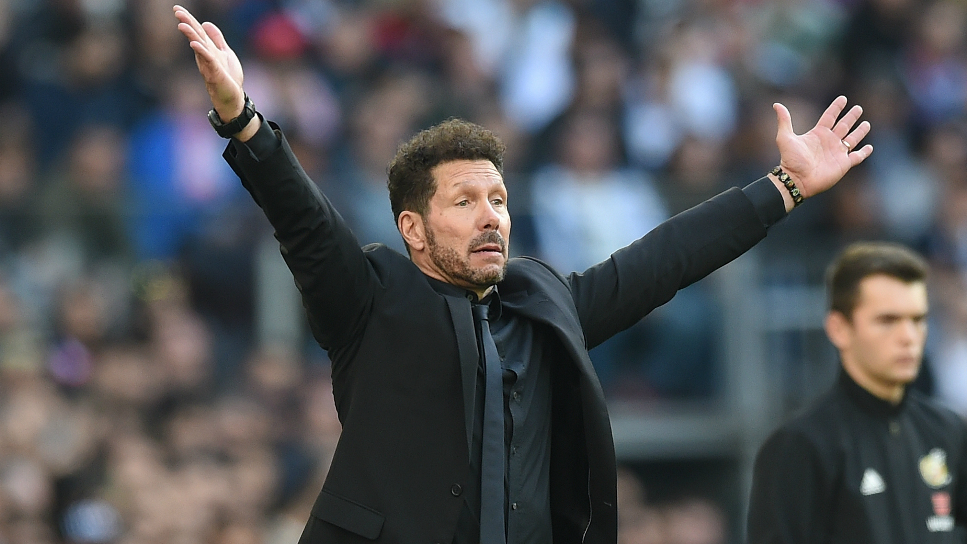 Simeone lays down Atletico Madrid challenge: We have to show we're alive