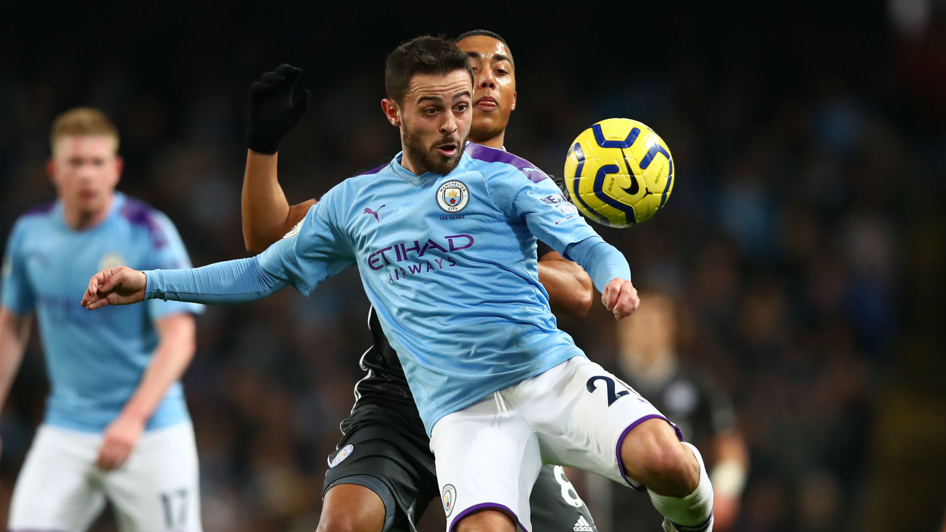 Bernardo Silva: Manchester City can still have best ever season