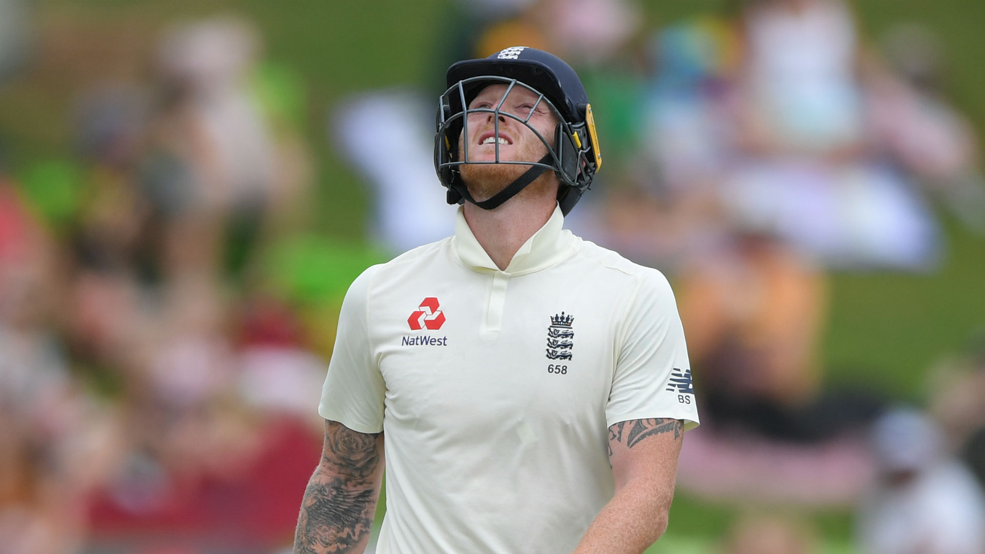 Stokes thought more toilet paper would be required on England's 'Cursed Tour'
