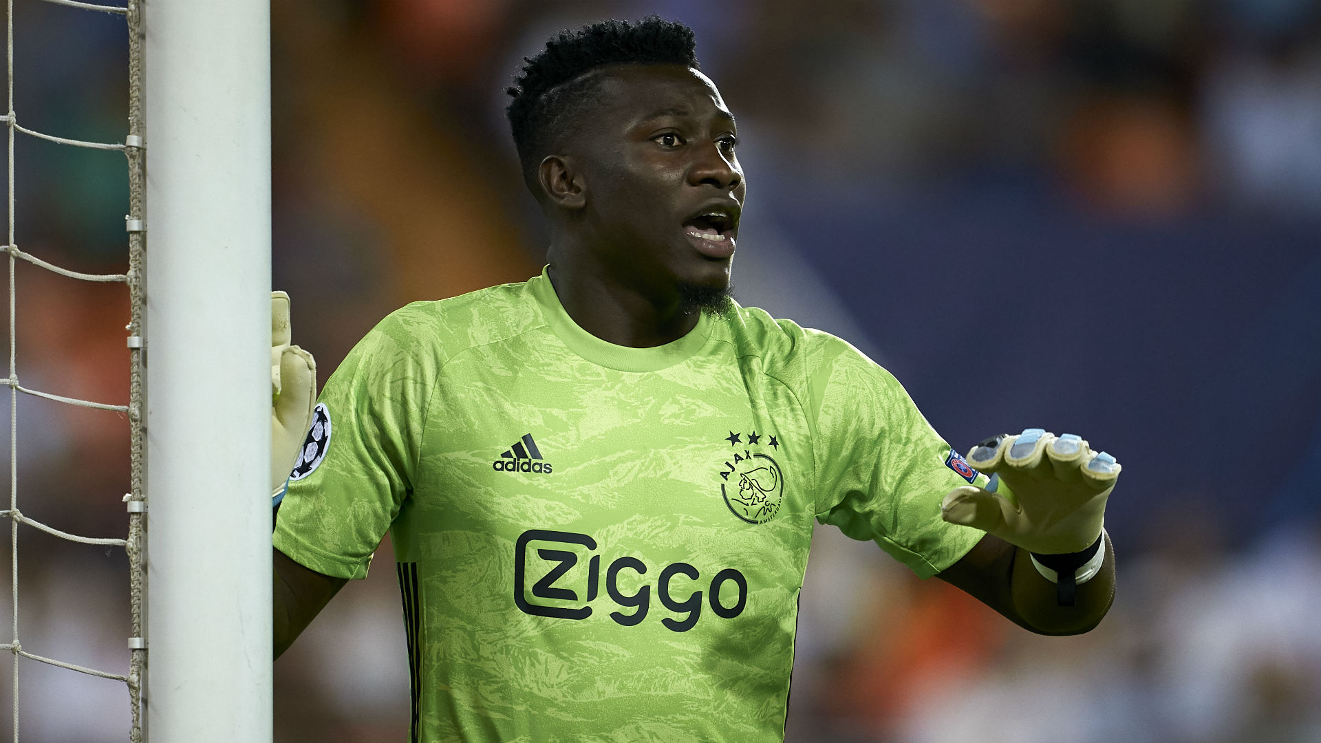Onana claims a club passed on him because fans would not accept a black goalkeeper
