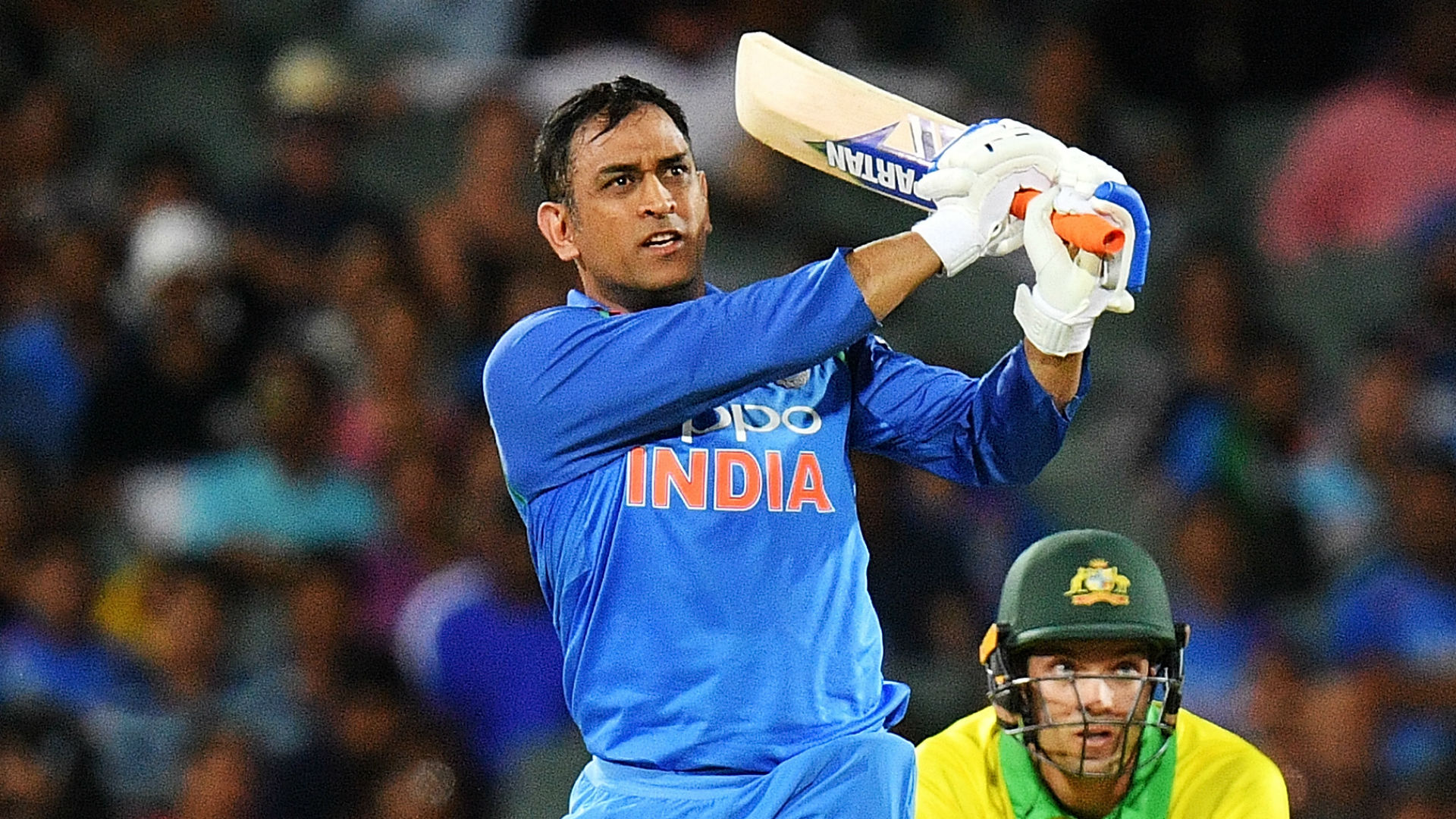 Shastri hints at Dhoni T20 World Cup swansong