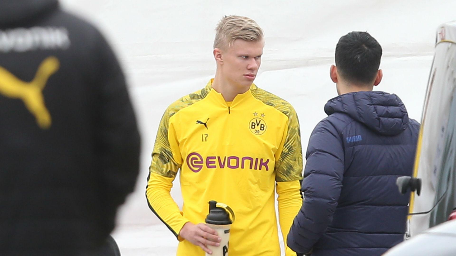 Dortmund haven't had player like Haaland since Lewandowski – Reus