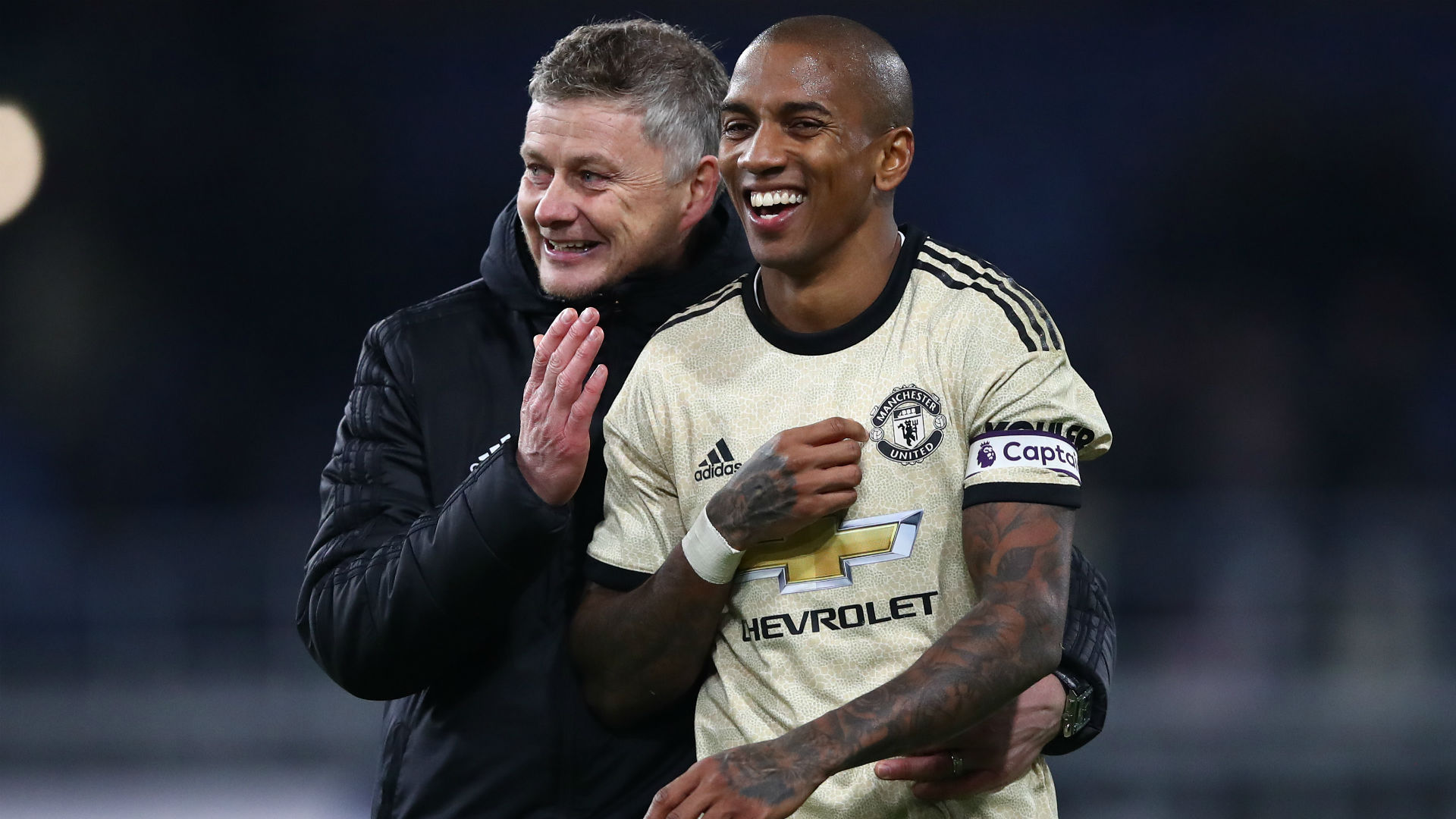 Solskjaer yet to discuss Inter 'speculation' with Young