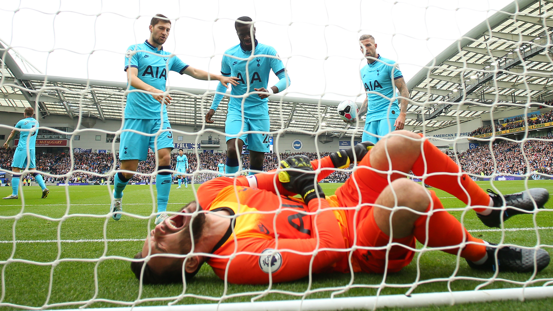 Mourinho excited as Lloris and Davies close in on returns for Spurs