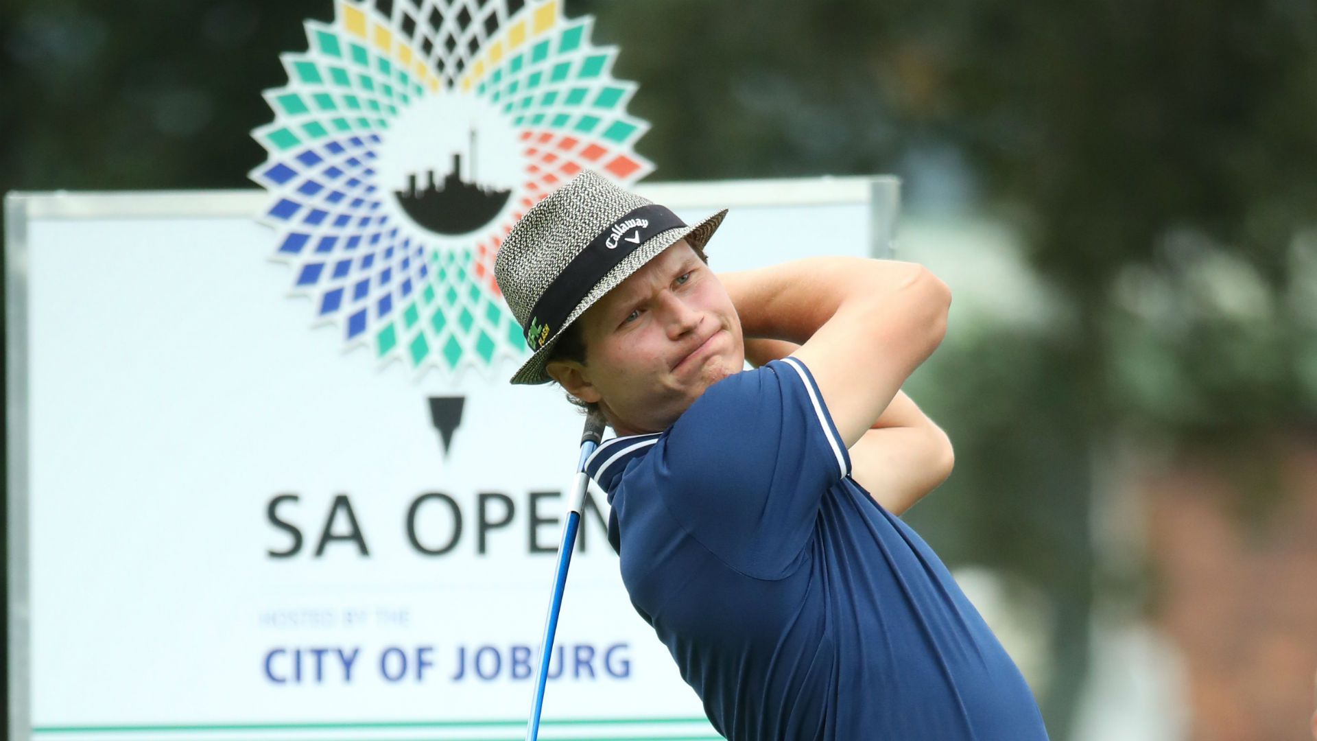 Pulkkanen moves to the front at South African Open