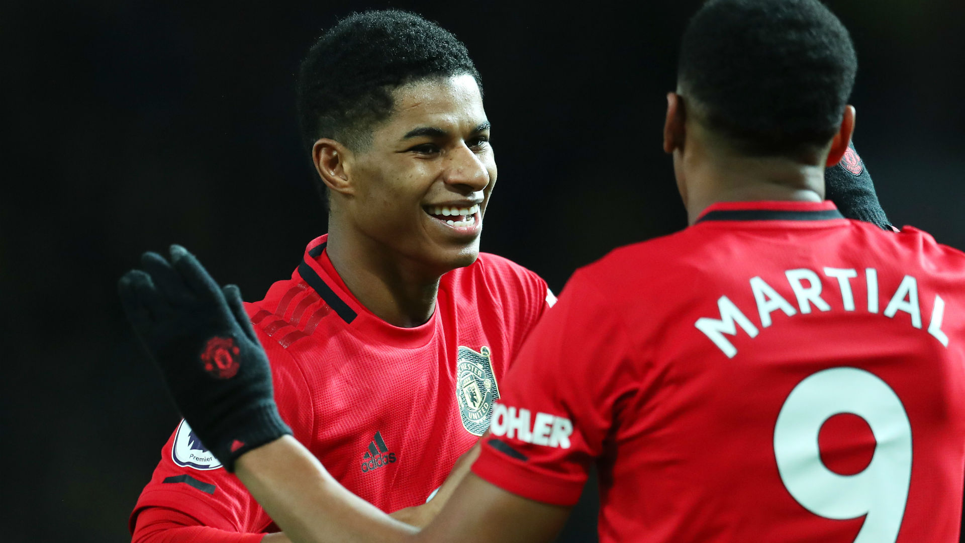 Mata and Solskjaer pay tribute to Rashford after 200-game landmark