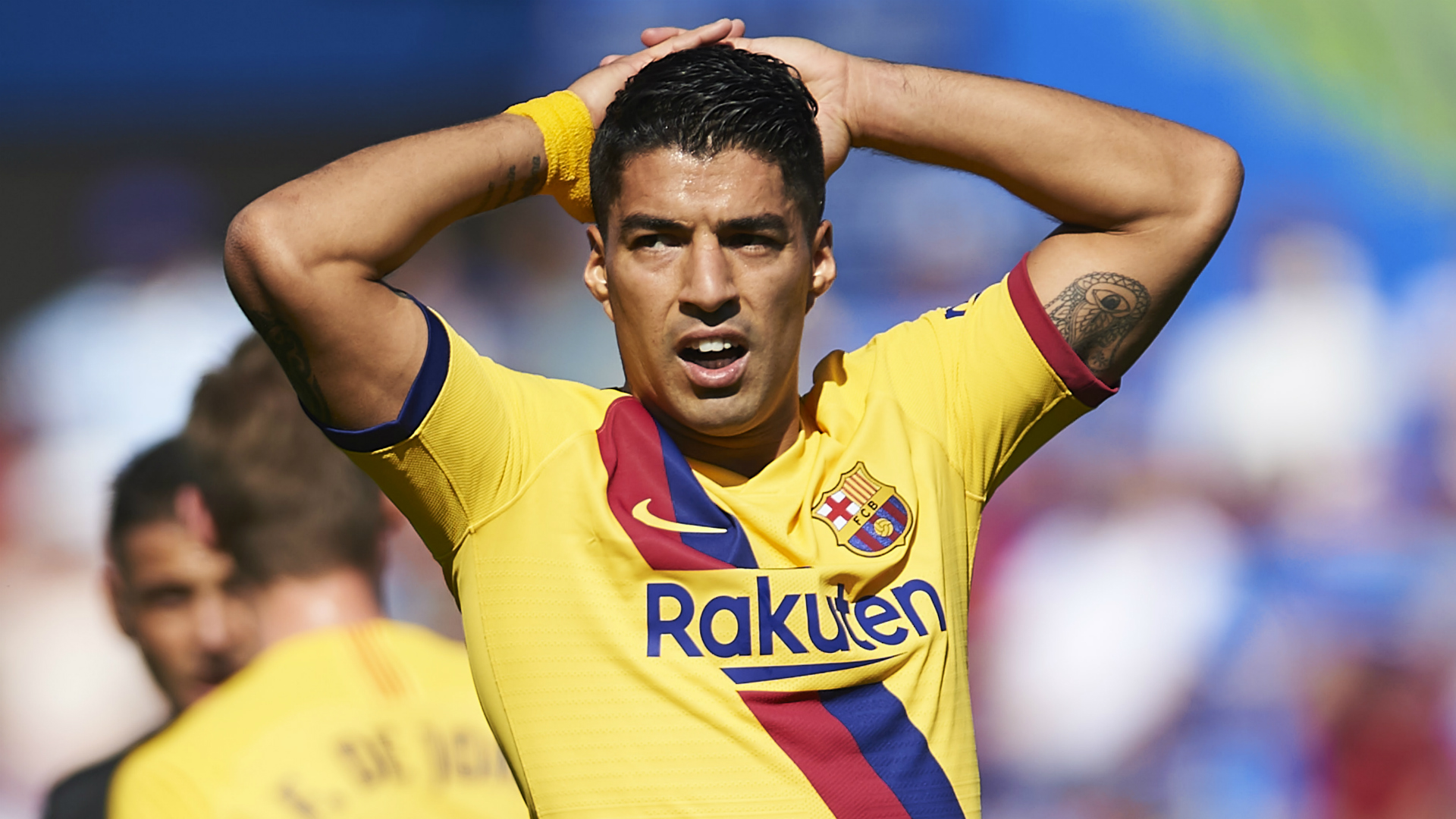 Luis Suarez injured: Champions League, Clasico, Uruguay WCQs - the biggest games Barca's no. 9 will miss