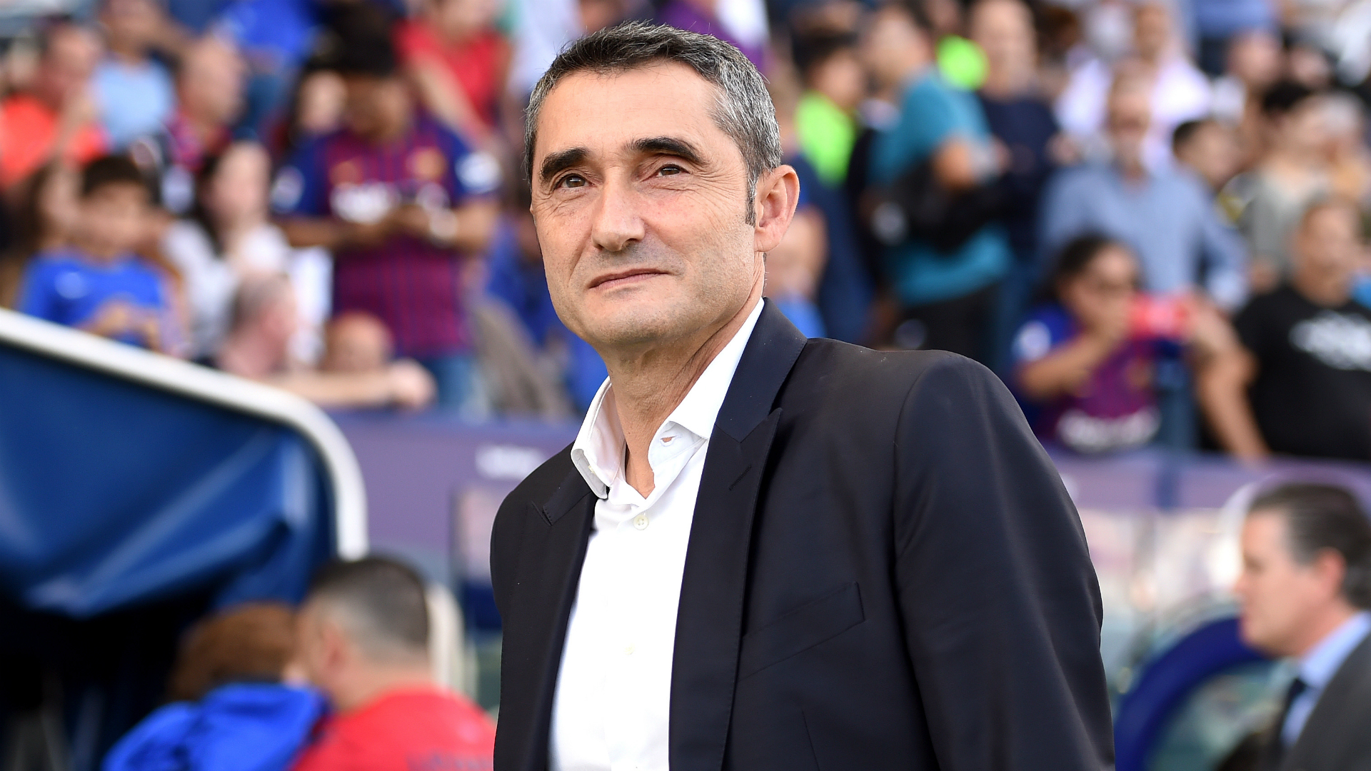 Barcelona part company with Valverde & appoint Setien