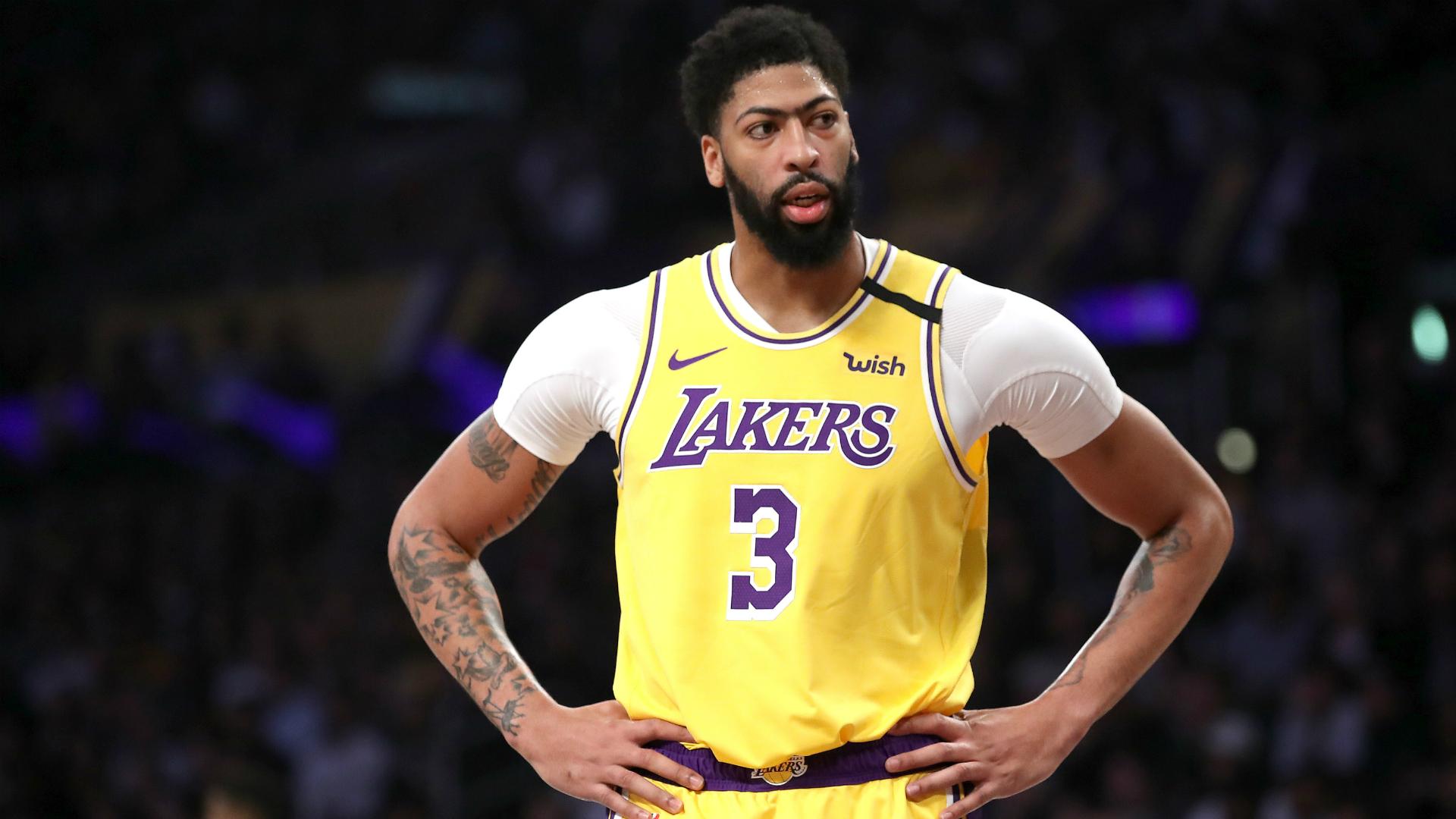 Lakers star Davis 'getting closer' to return