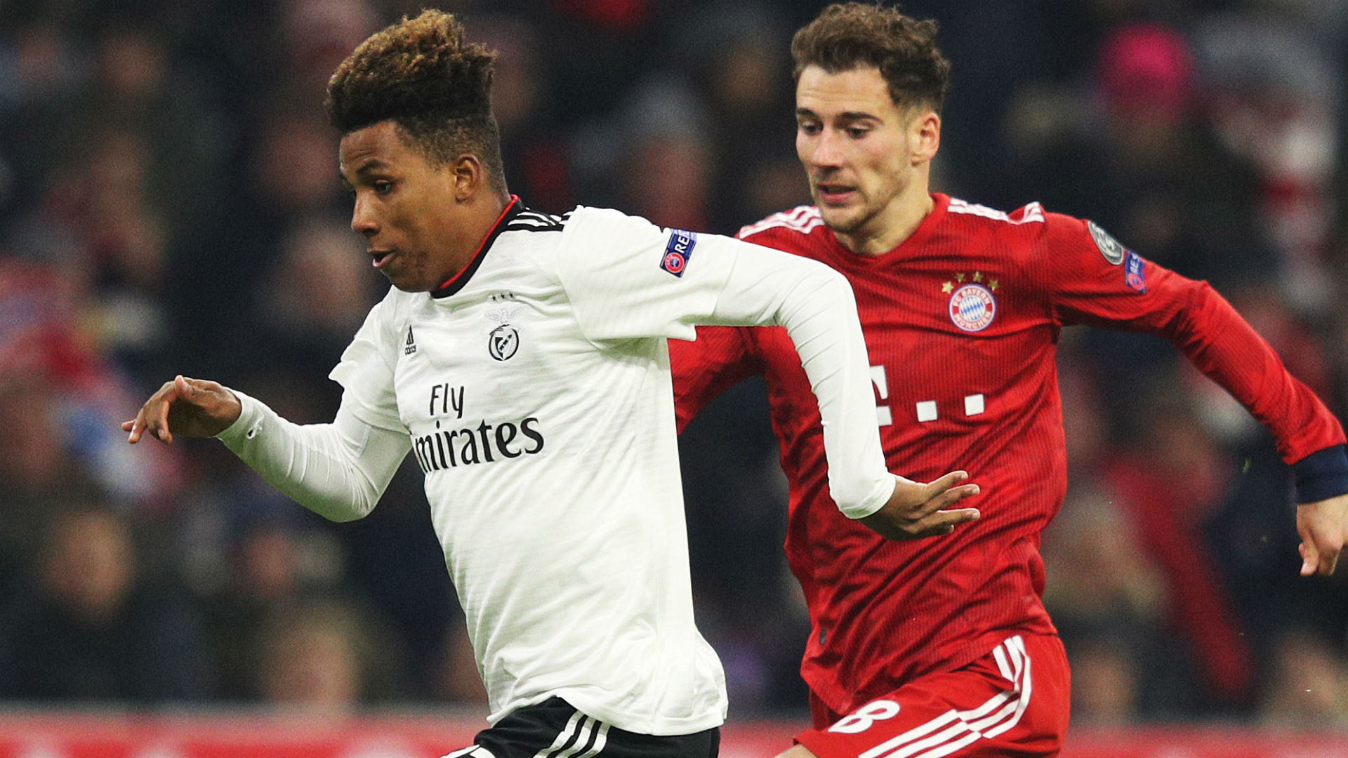 Gedson Fernandes becomes Mourinho's first Spurs signing on initial 18-month loan