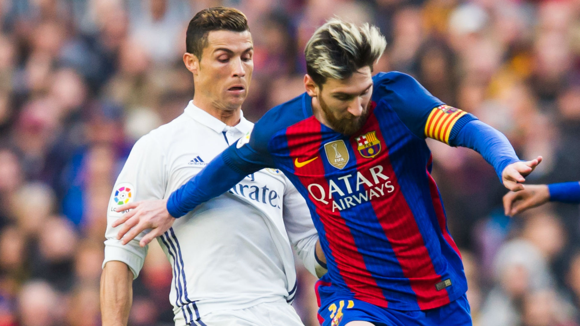 Messi says 'special duel' with Ronaldo will 'remain forever' in people's minds