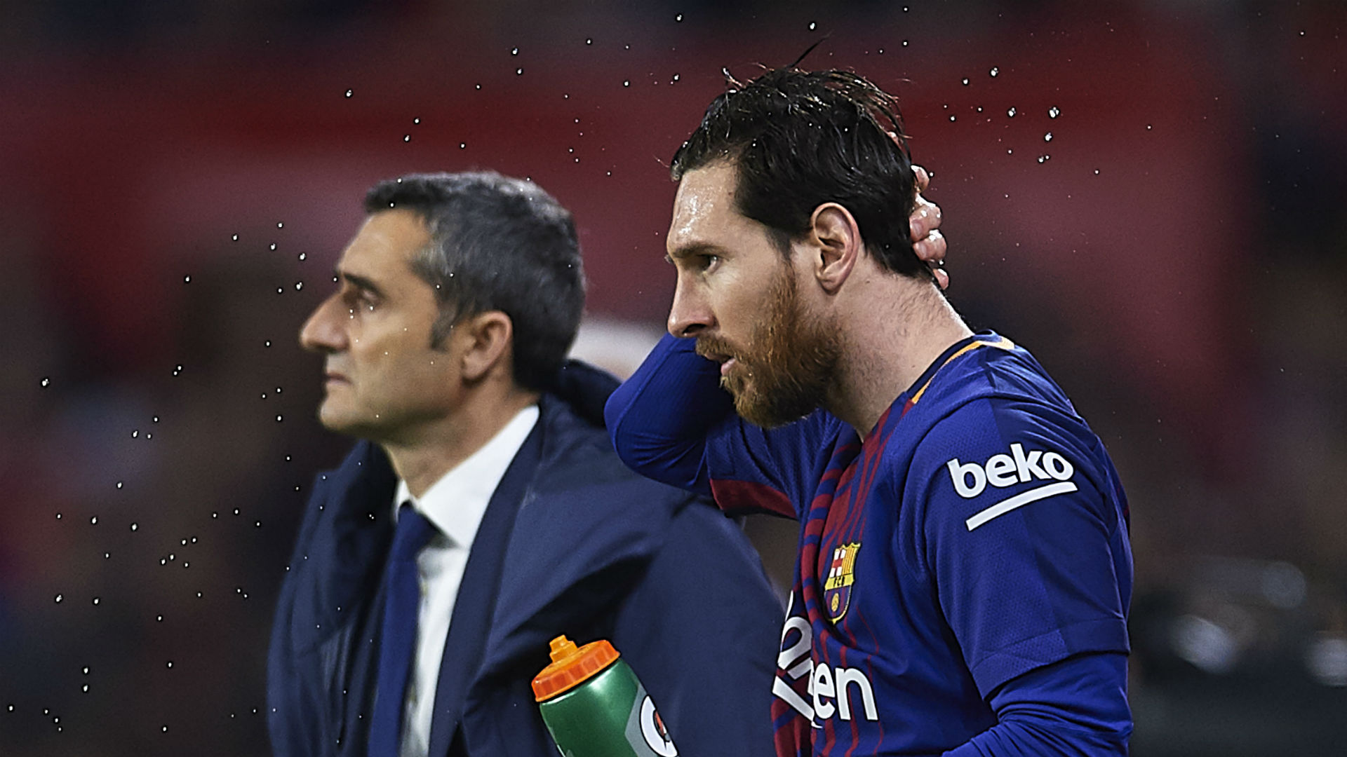 Messi wishes 'top person' Valverde luck after Barcelona departure