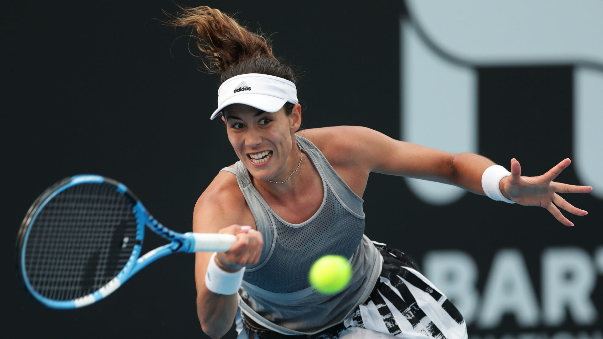 Muguruza hopes to be fit for Australian Open despite viral illness