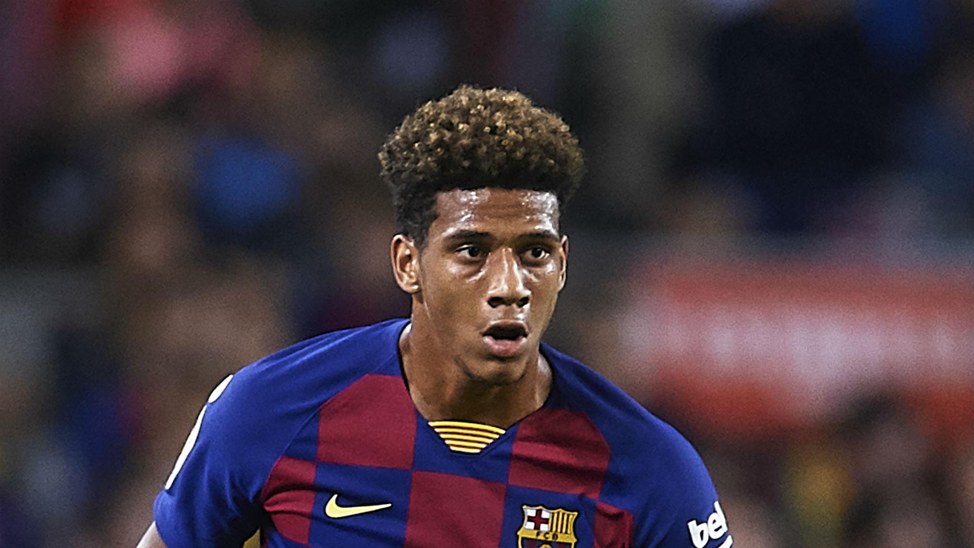 Barcelona defender Todibo joins Schalke on loan