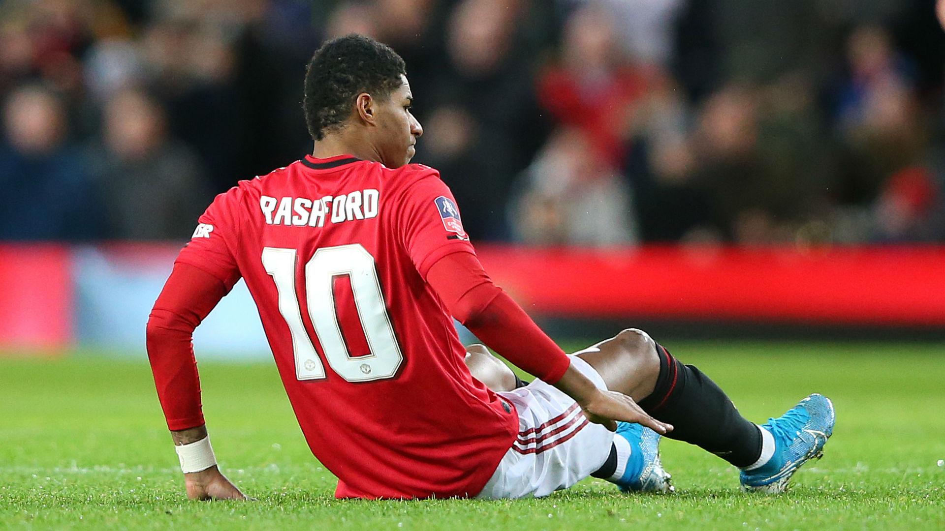 Man Utd will 'do everything' to get Rashford fit for Liverpool - Solskjaer